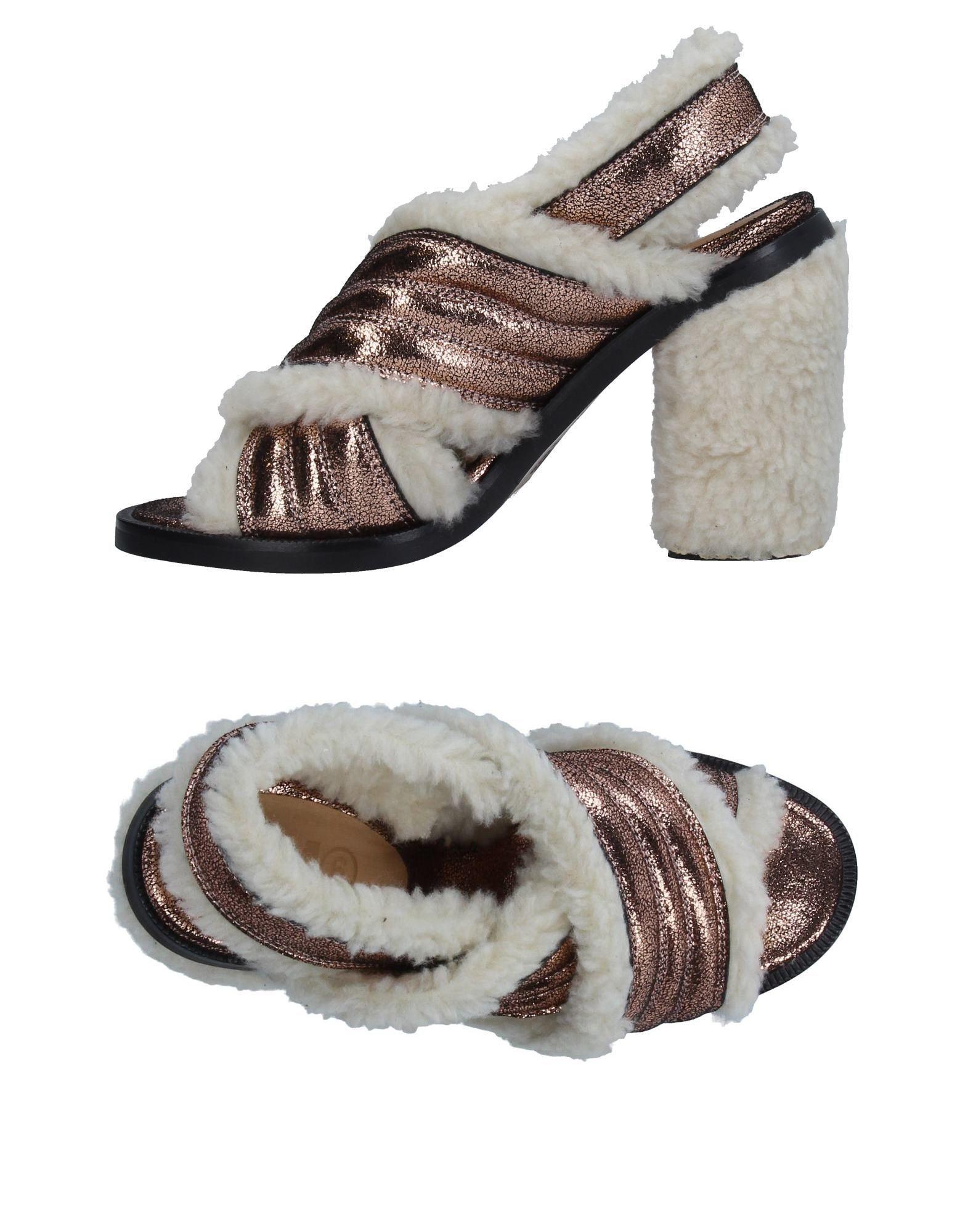 Mm6 Maison Margiela Sandalen Damen Schuhe  11334569EXGut aussehende strapazierfähige Schuhe Damen 6cc80d