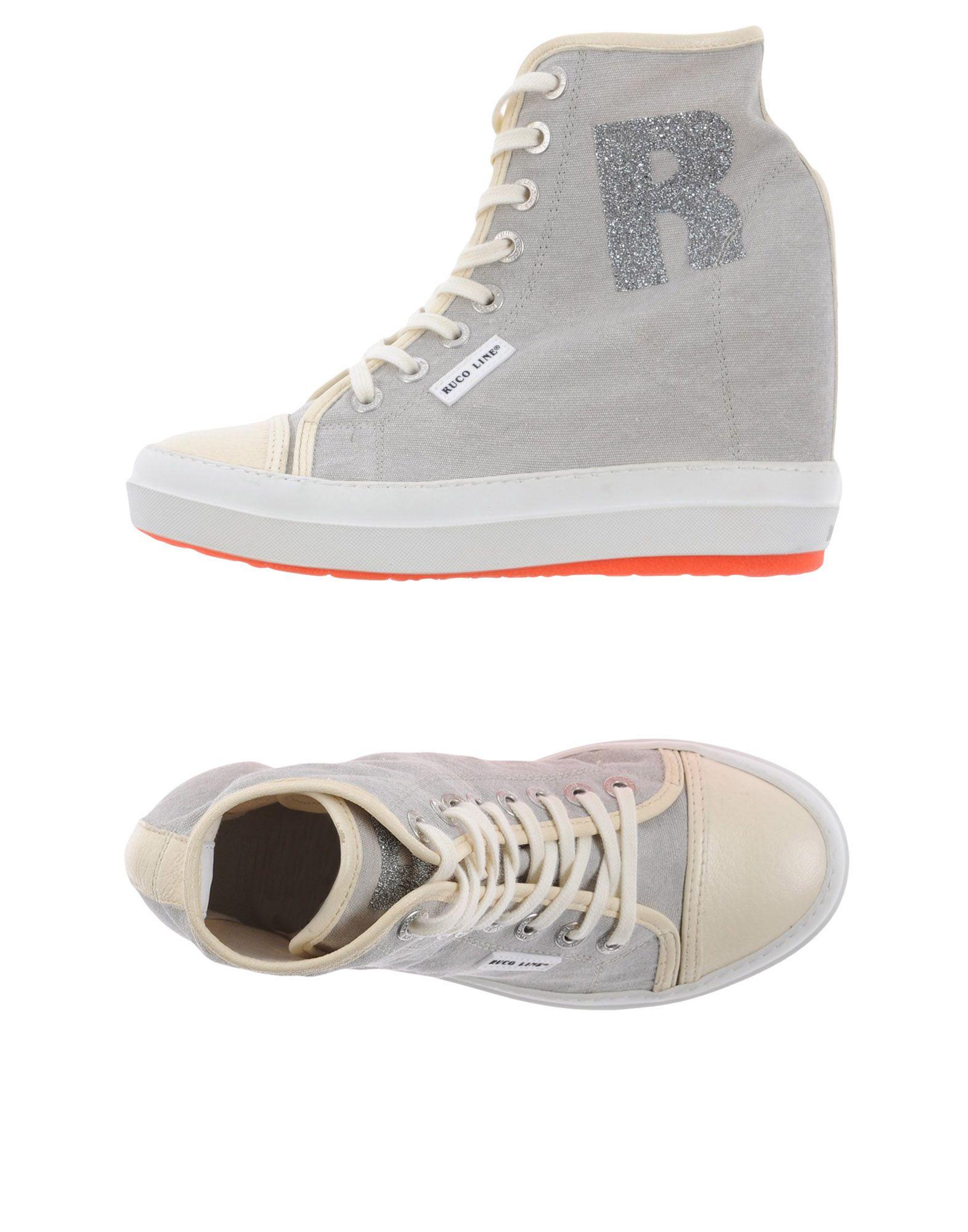 Ruco Line Sneakers Damen Damen Sneakers  11334591UT a2c2f1