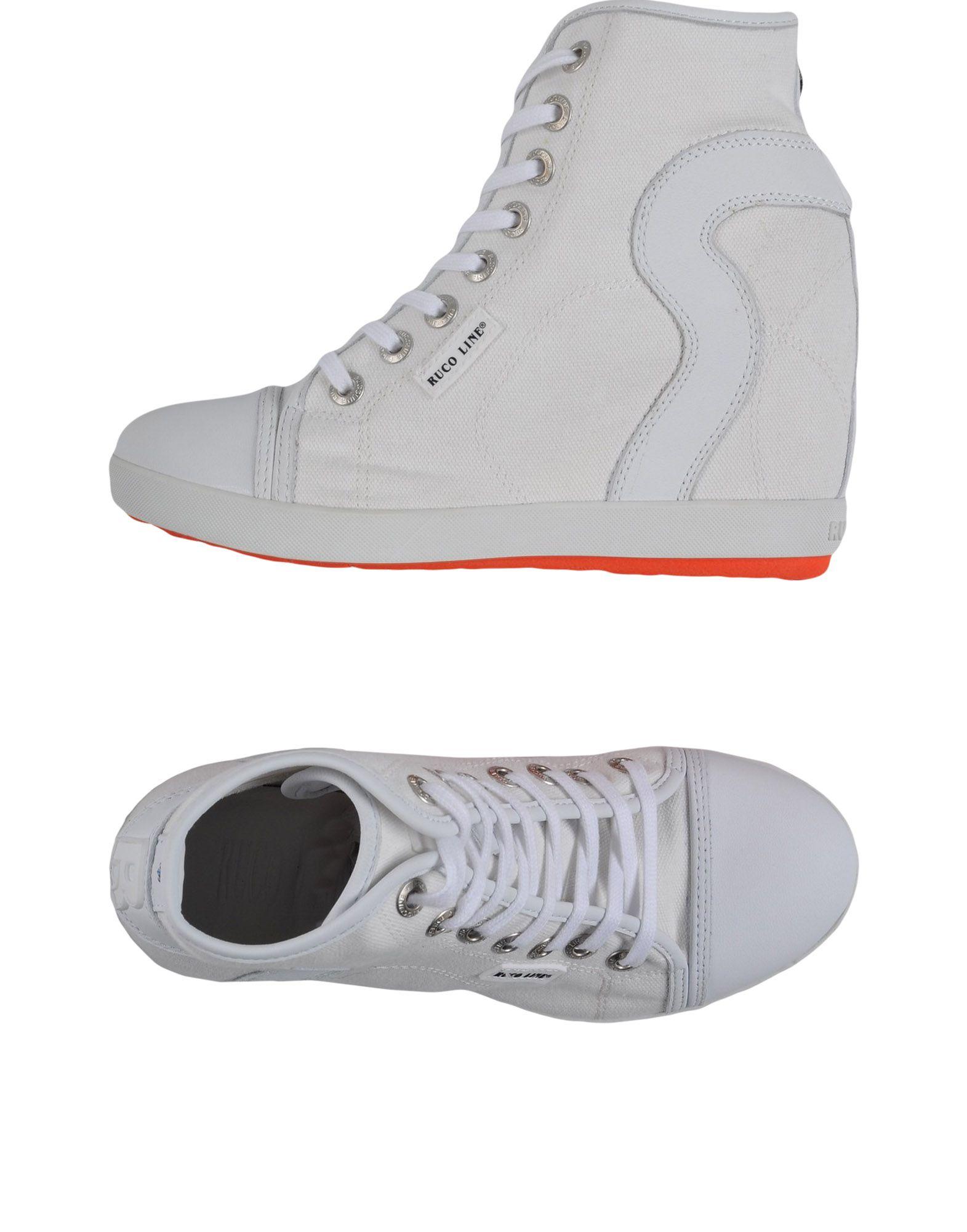 Ruco Damen Line Sneakers Damen Ruco  11334594SA 14c94e