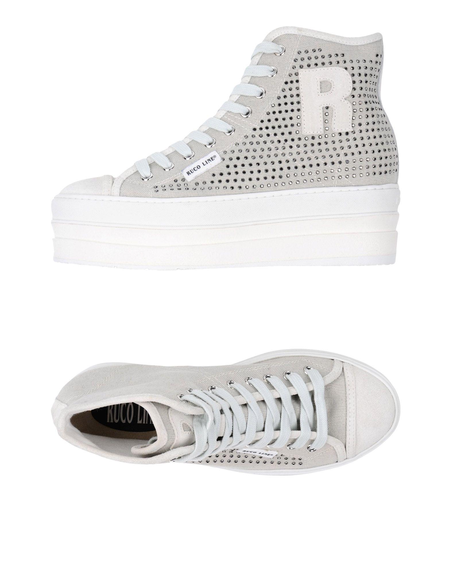 Ruco Line Sneakers Damen  11334598IV Gute Qualität Schuhe beliebte Schuhe Qualität 8dc63f