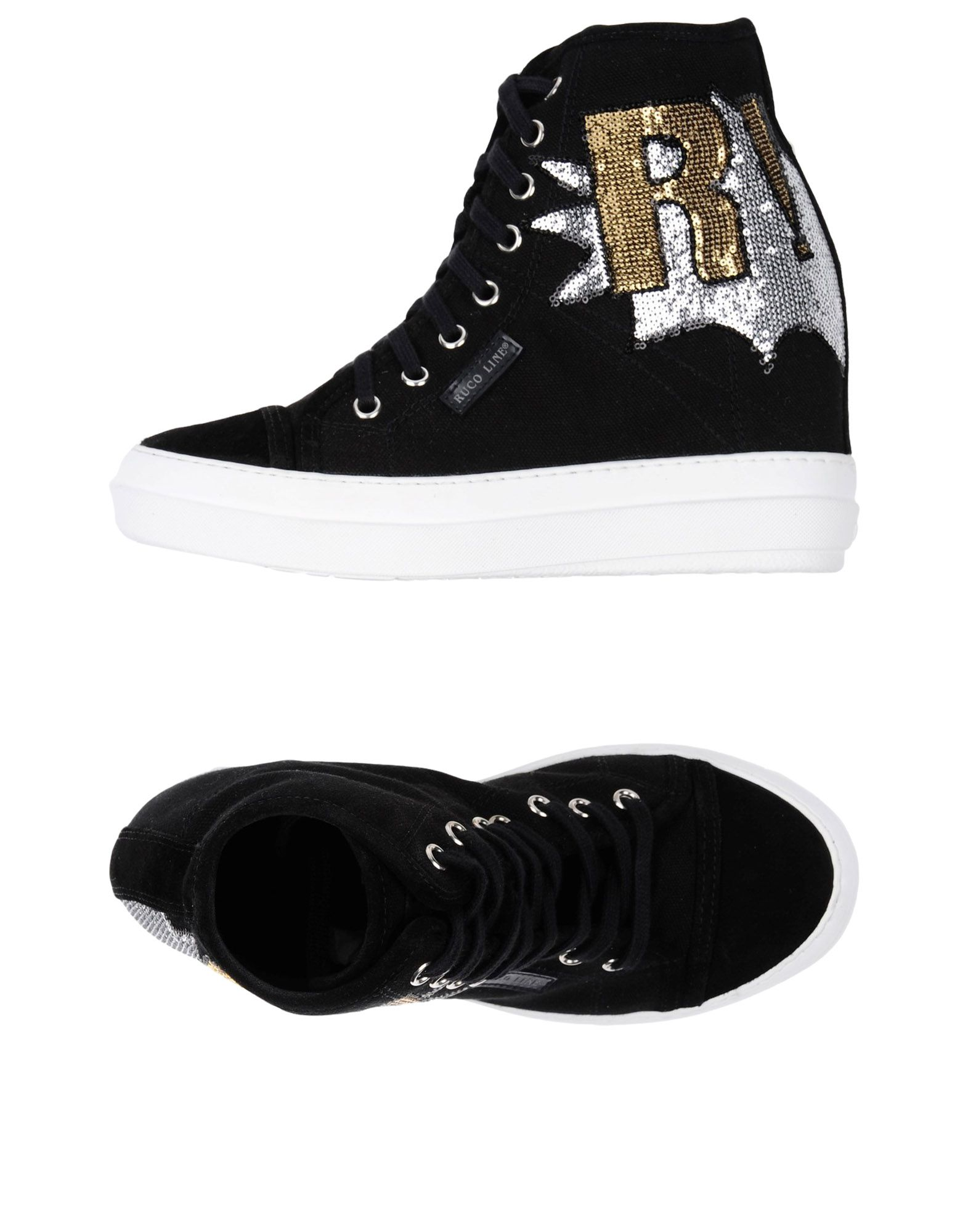 Sneakers Ruco Line Donna - - Donna 11334623VU 1bd10c