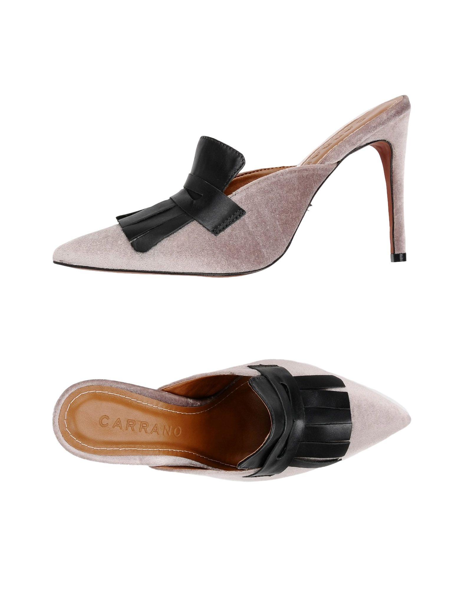 Gut um billige  Schuhe zu tragenCarrano Pantoletten Damen  billige 11334648NX f7dc85