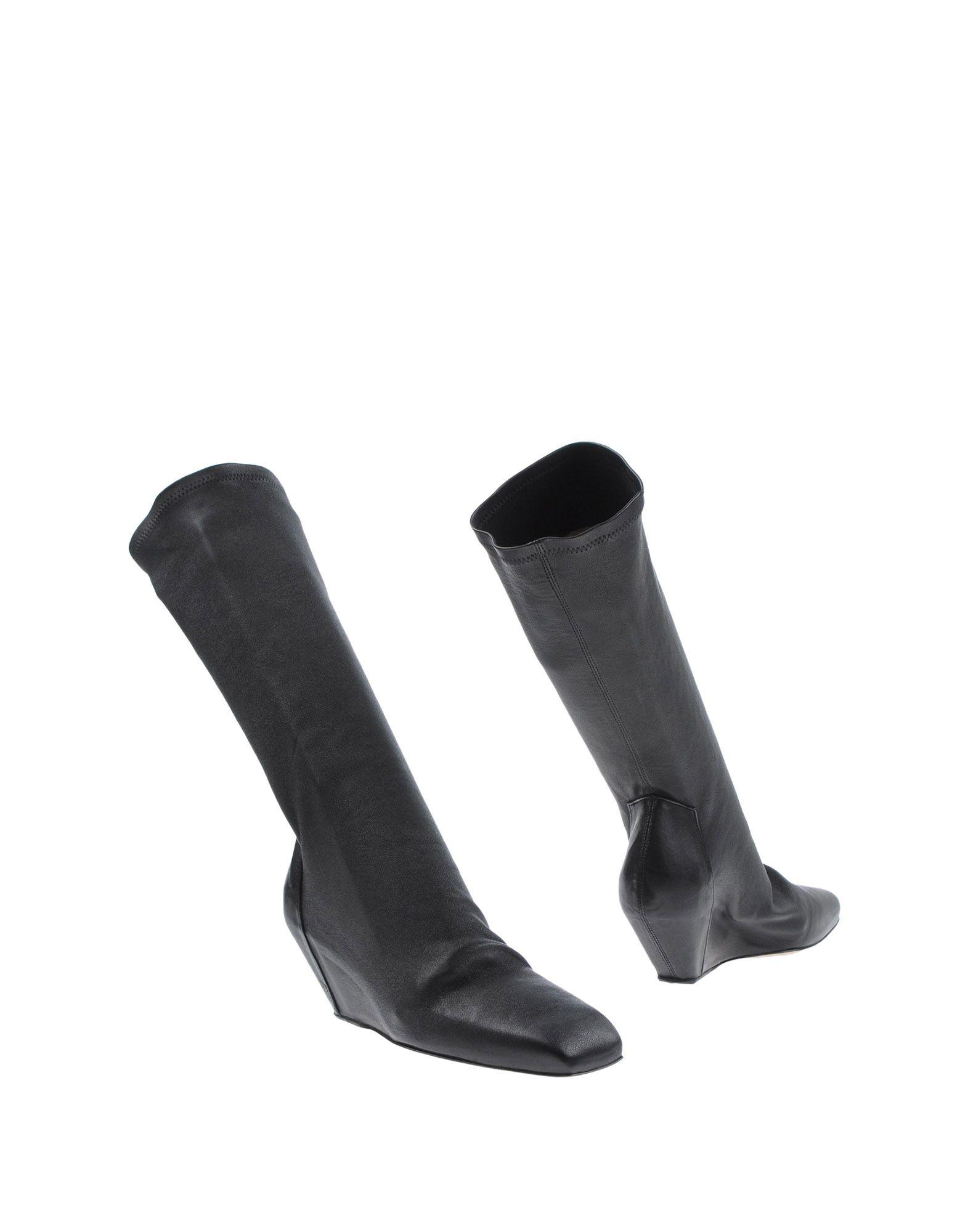 Rick Owens Stiefel Damen  11334661DPGünstige gut aussehende Schuhe