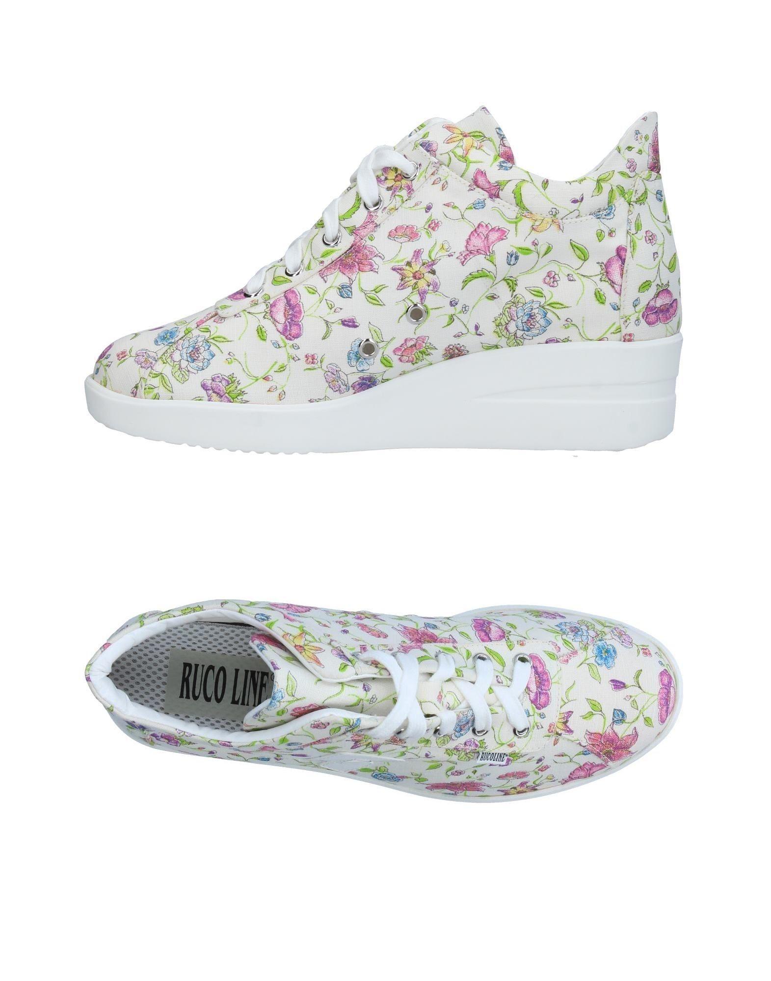 Ruco Line Line Ruco Sneakers Damen  11334716XI 729b99