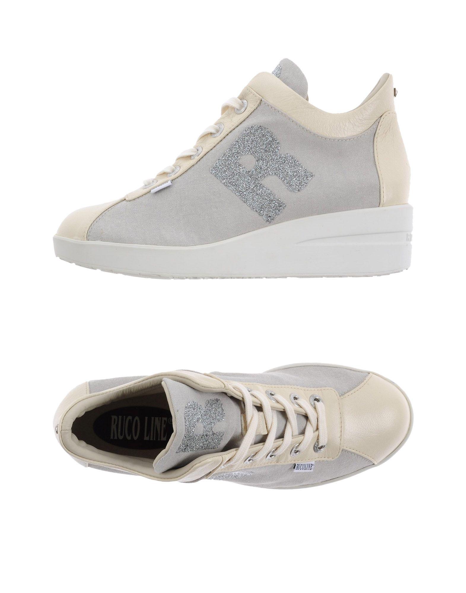 Ruco Line Sneakers Damen Gutes es Preis-Leistungs-Verhältnis, es Gutes lohnt sich 858ace
