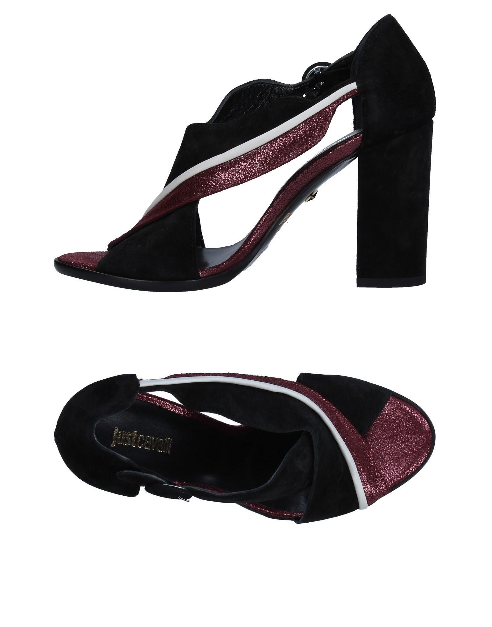 Rabatt Schuhe Just Cavalli Sandalen Damen  11334750SG