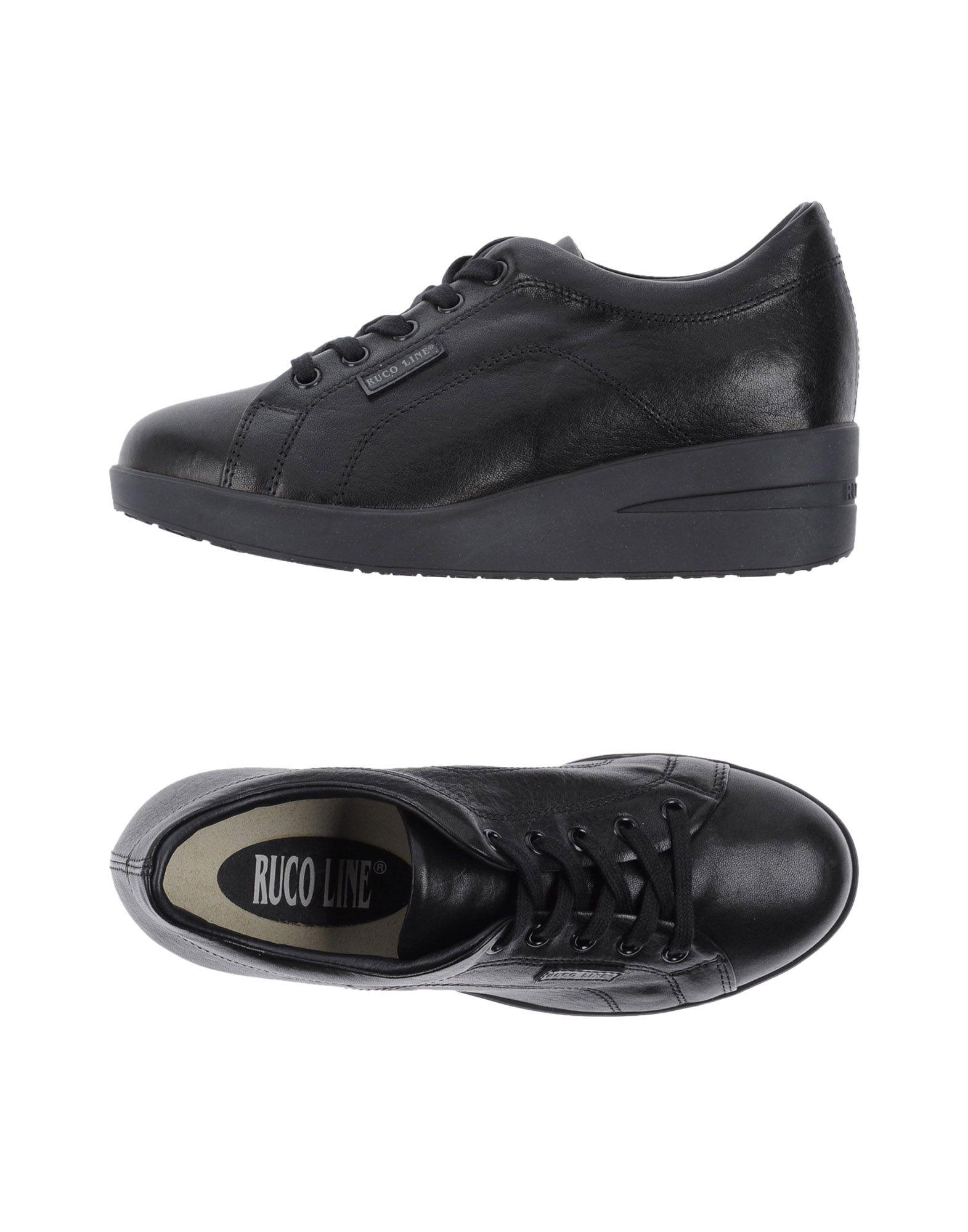 Ruco Line Sneakers Damen  Qualität 11334802XE Gute Qualität  beliebte Schuhe 782dfe