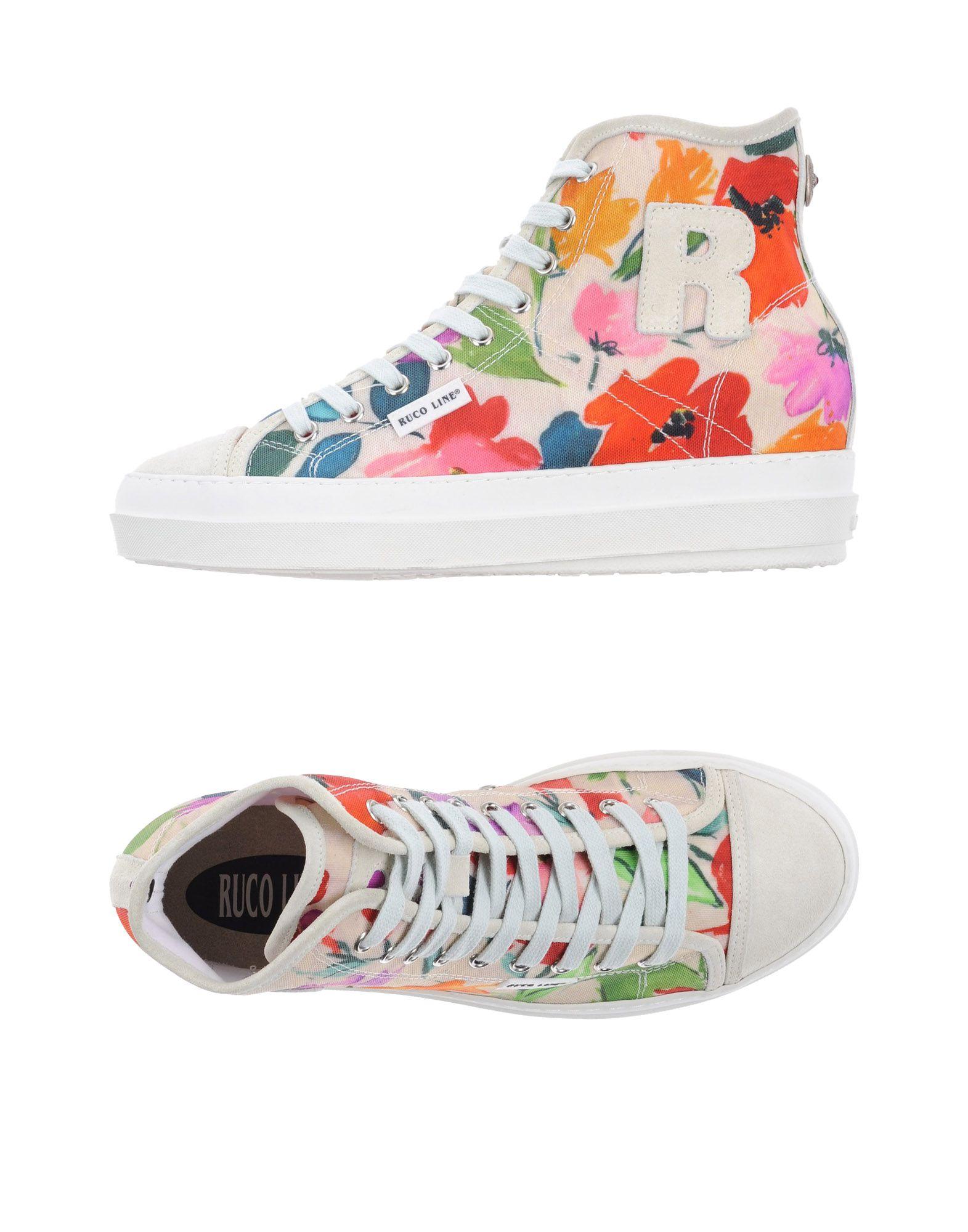 Ruco Line Sneakers Damen  11334814FJ Gute Qualität beliebte Schuhe