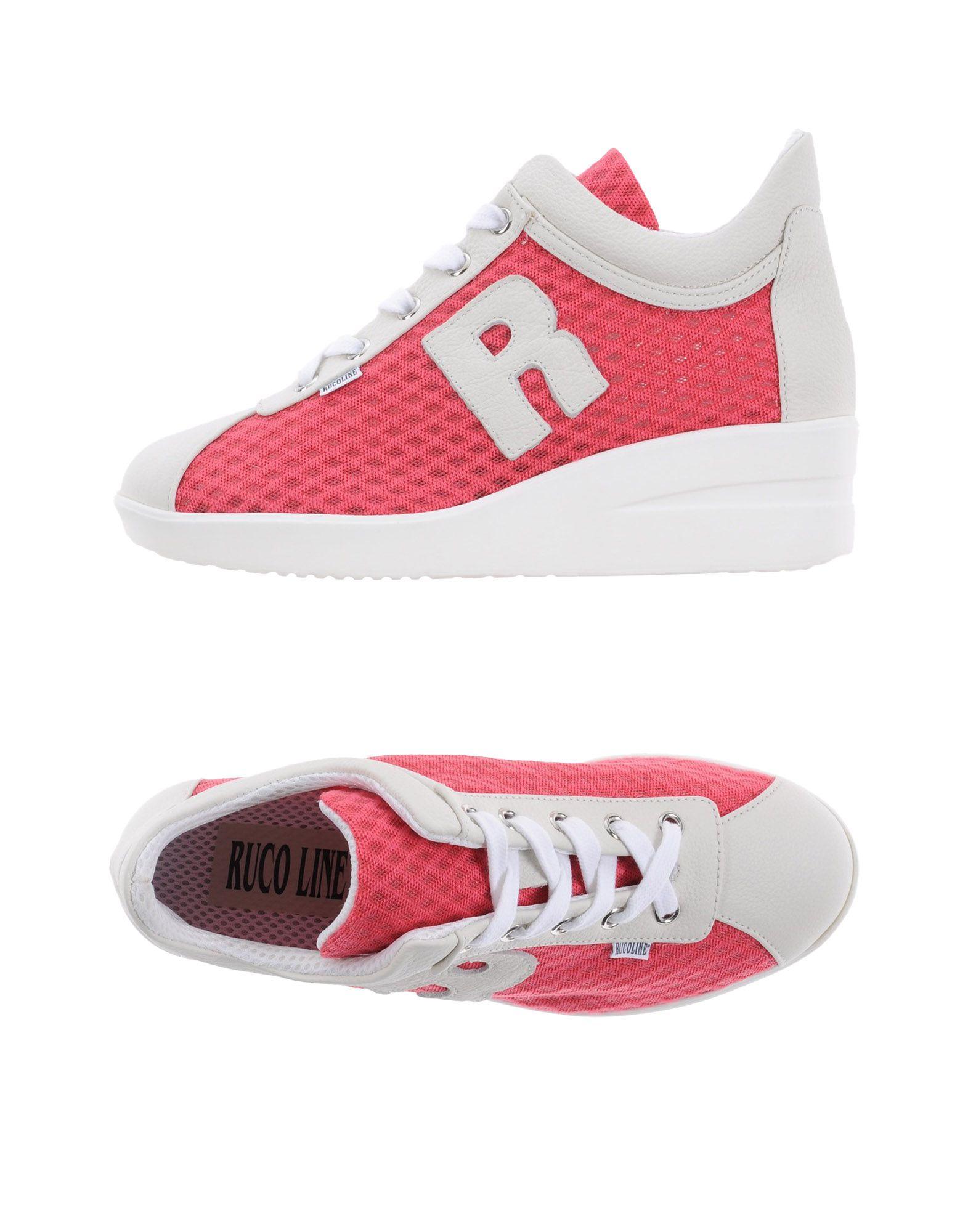 Ruco Ruco Ruco Line Sneakers Damen  11334869DN 66c34b