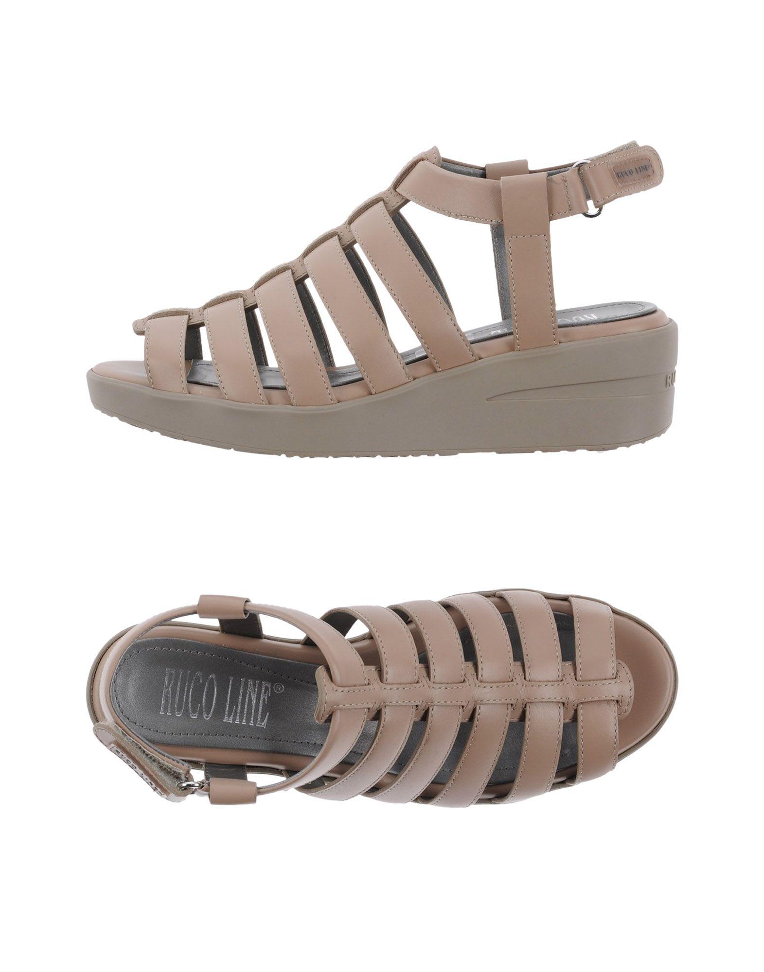 Ruco Line Sandalen Damen  11334918QH Gute Qualität beliebte Schuhe