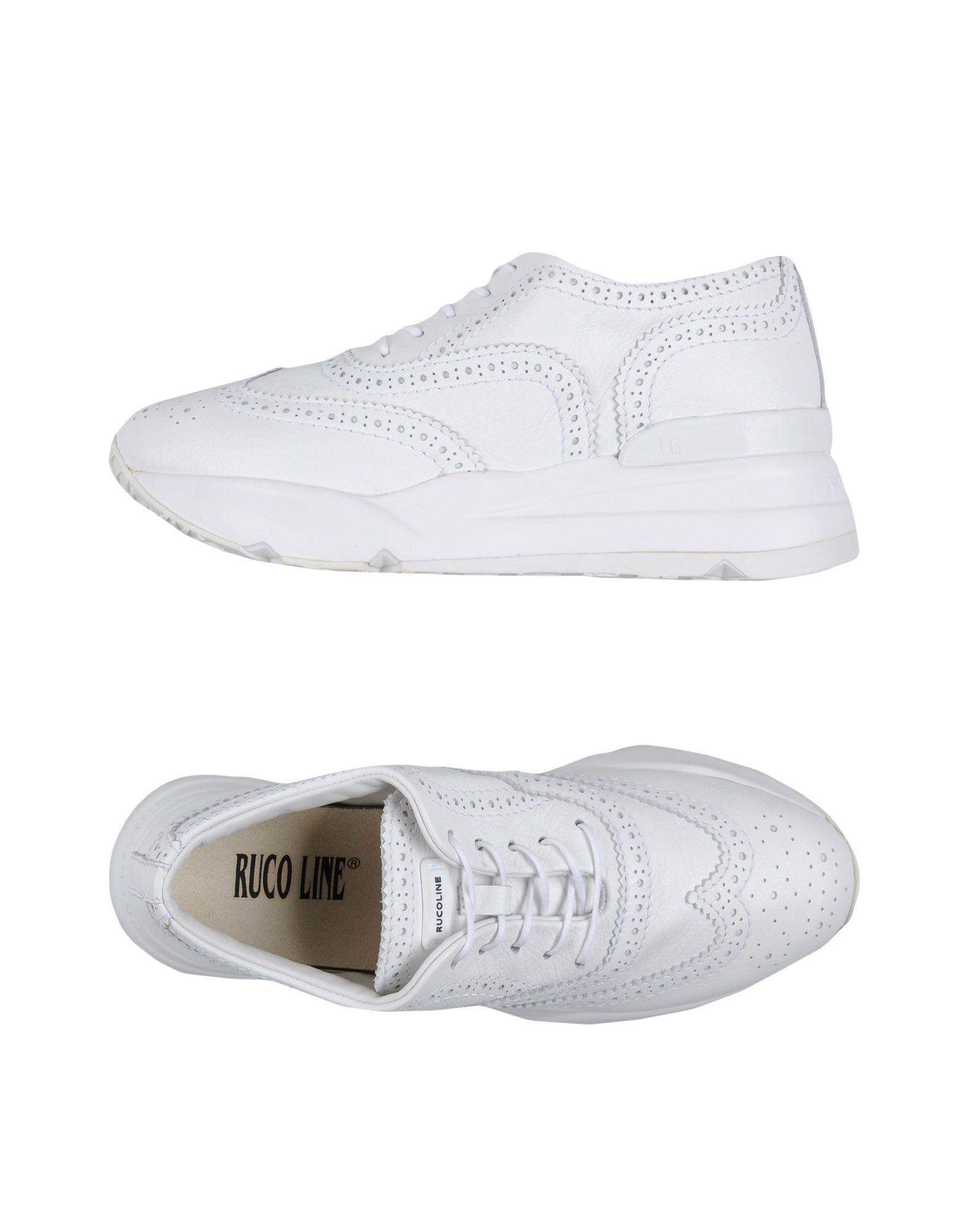 Gut um billige Schuhe zu tragenRuco Line Sneakers Damen  11334926CI