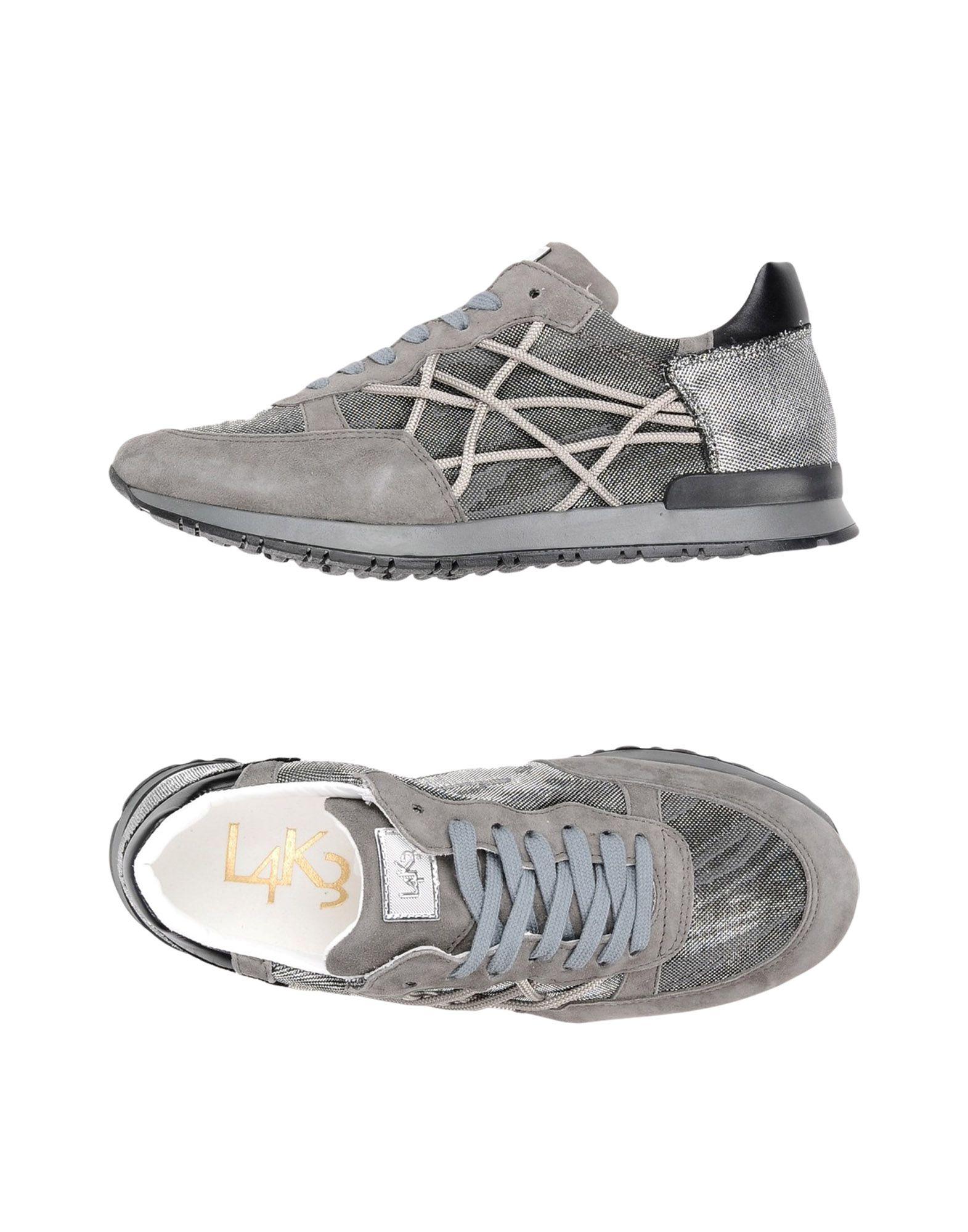 Günstige und modische Schuhe L4k3 Sneakers Damen  11334978WB