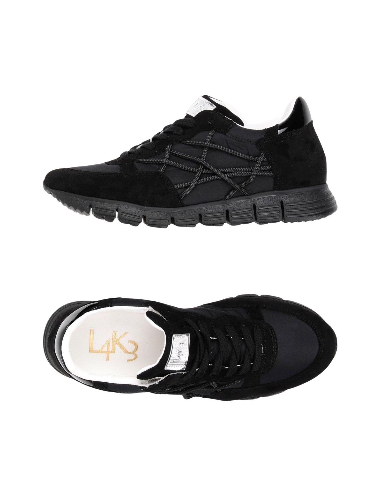 Günstige und modische Schuhe L4k3 Sneakers Damen  11334980GB