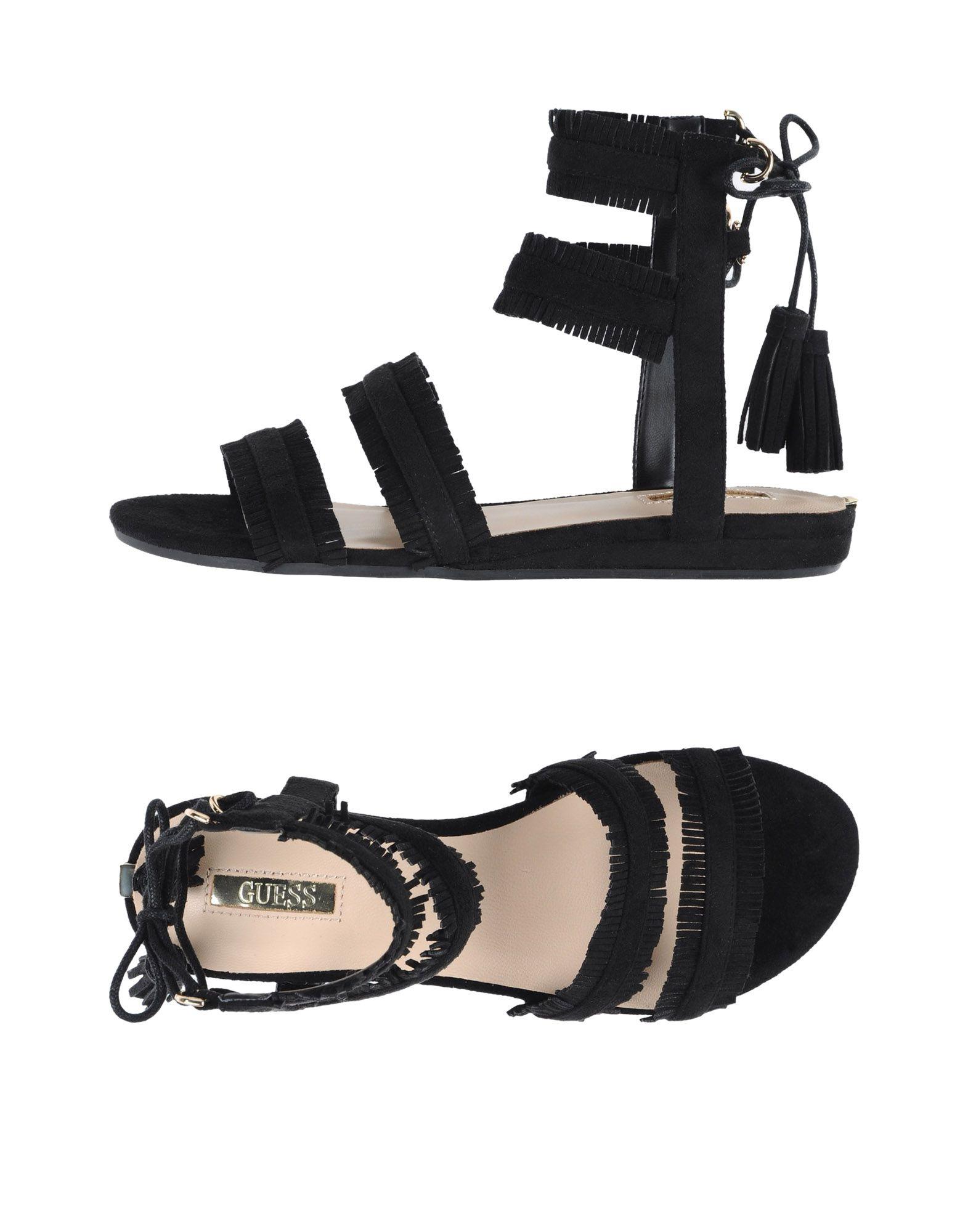 Guess Sandalen Qualität Damen  11335047XU Gute Qualität Sandalen beliebte Schuhe f324d7