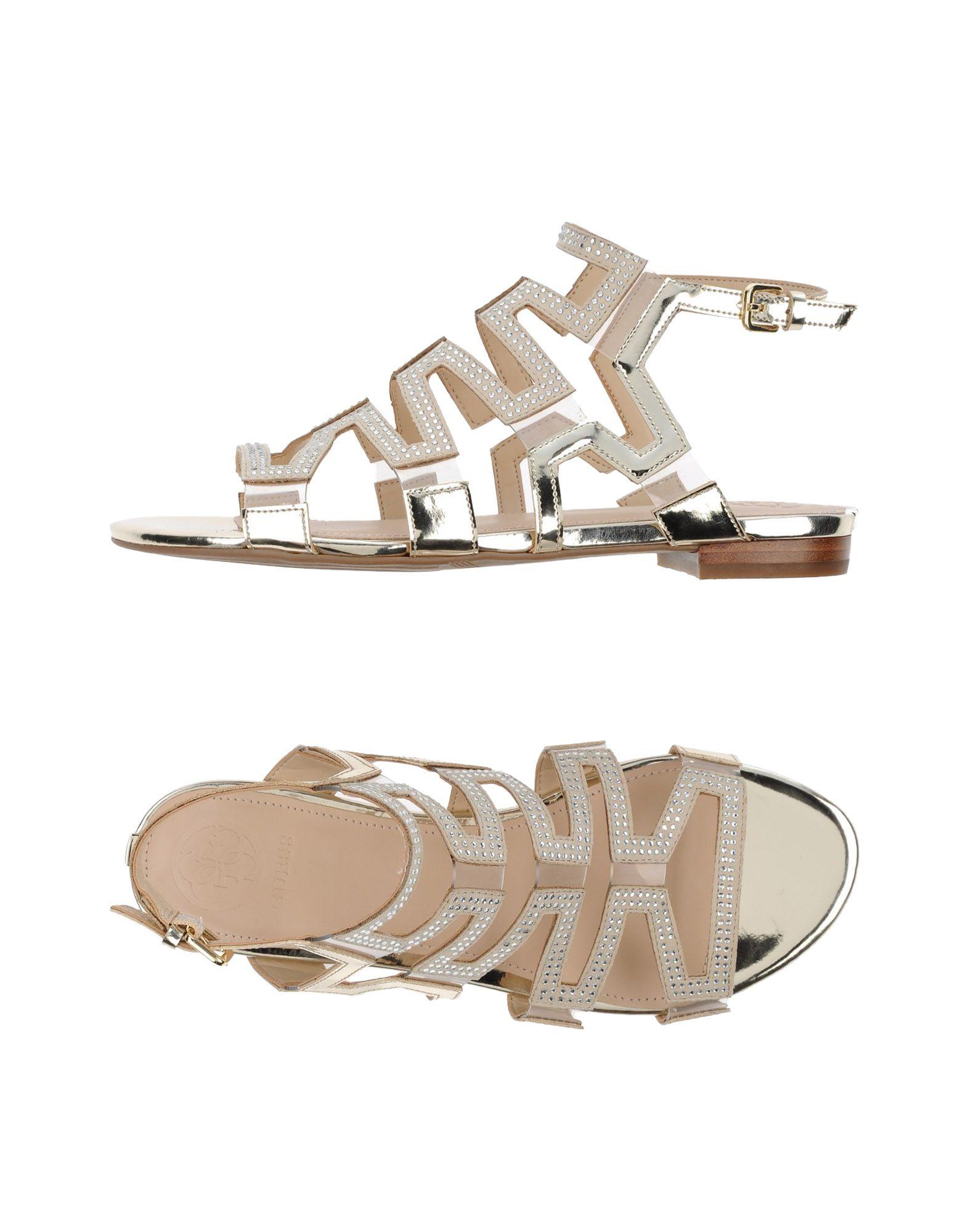 Guess Sandalen Damen  11335061VM Gute Qualität beliebte Schuhe