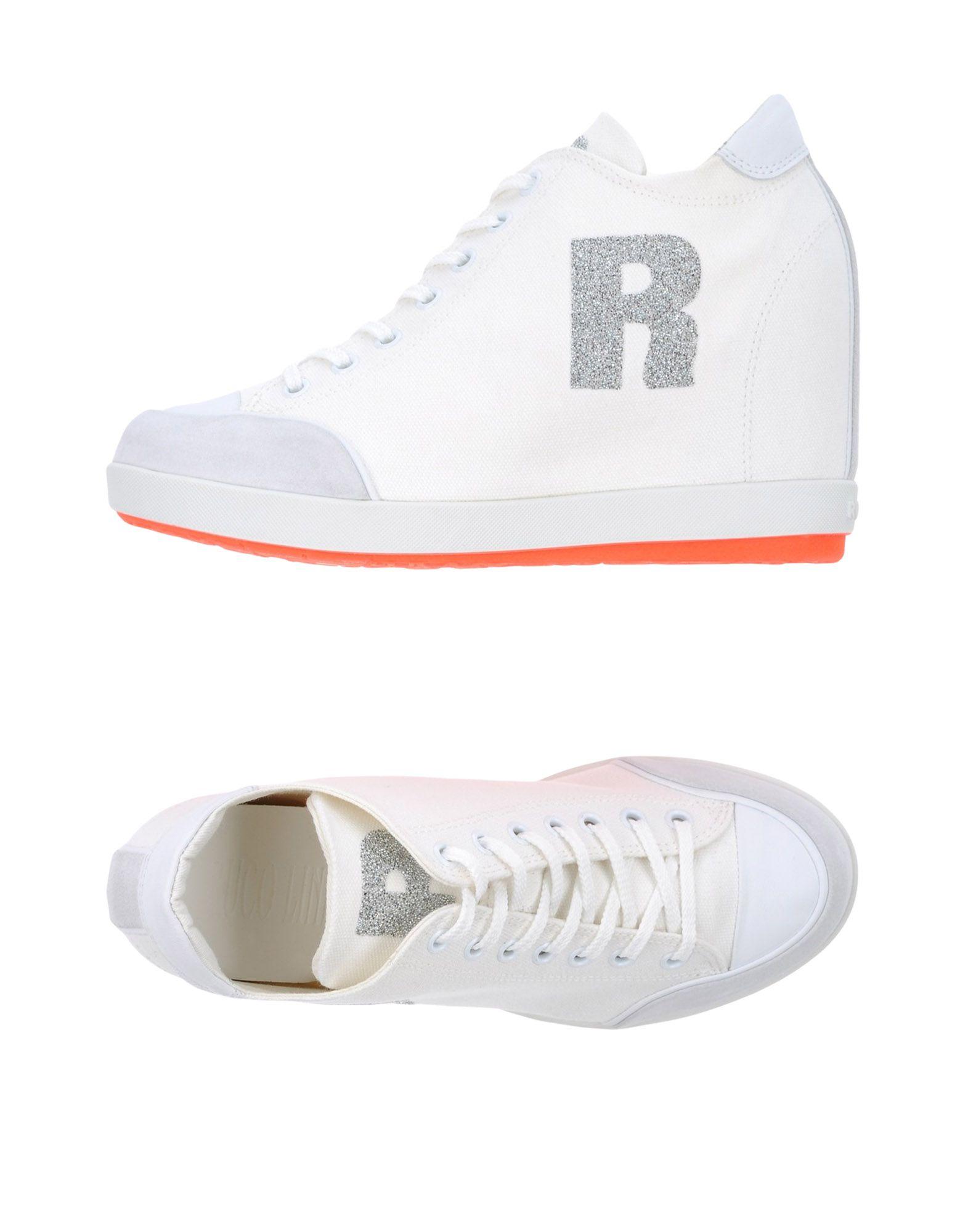 Zapatillas Ruco Line Mujer - Zapatillas Ruco Line Blanco  Blanco Line fd361f