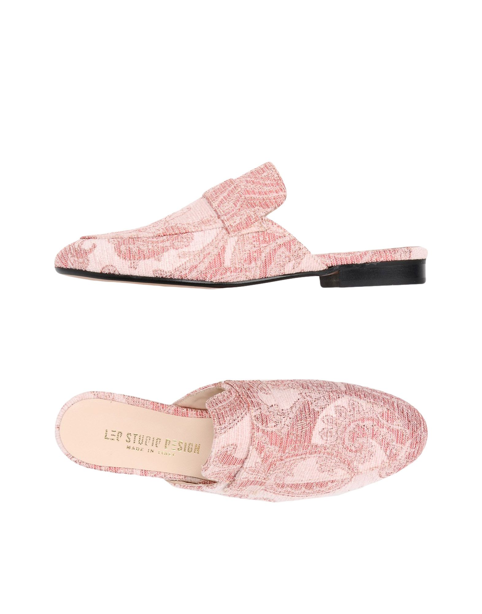 Stilvolle billige Schuhe Leo Studio Design Pantoletten Damen  11335099TQ