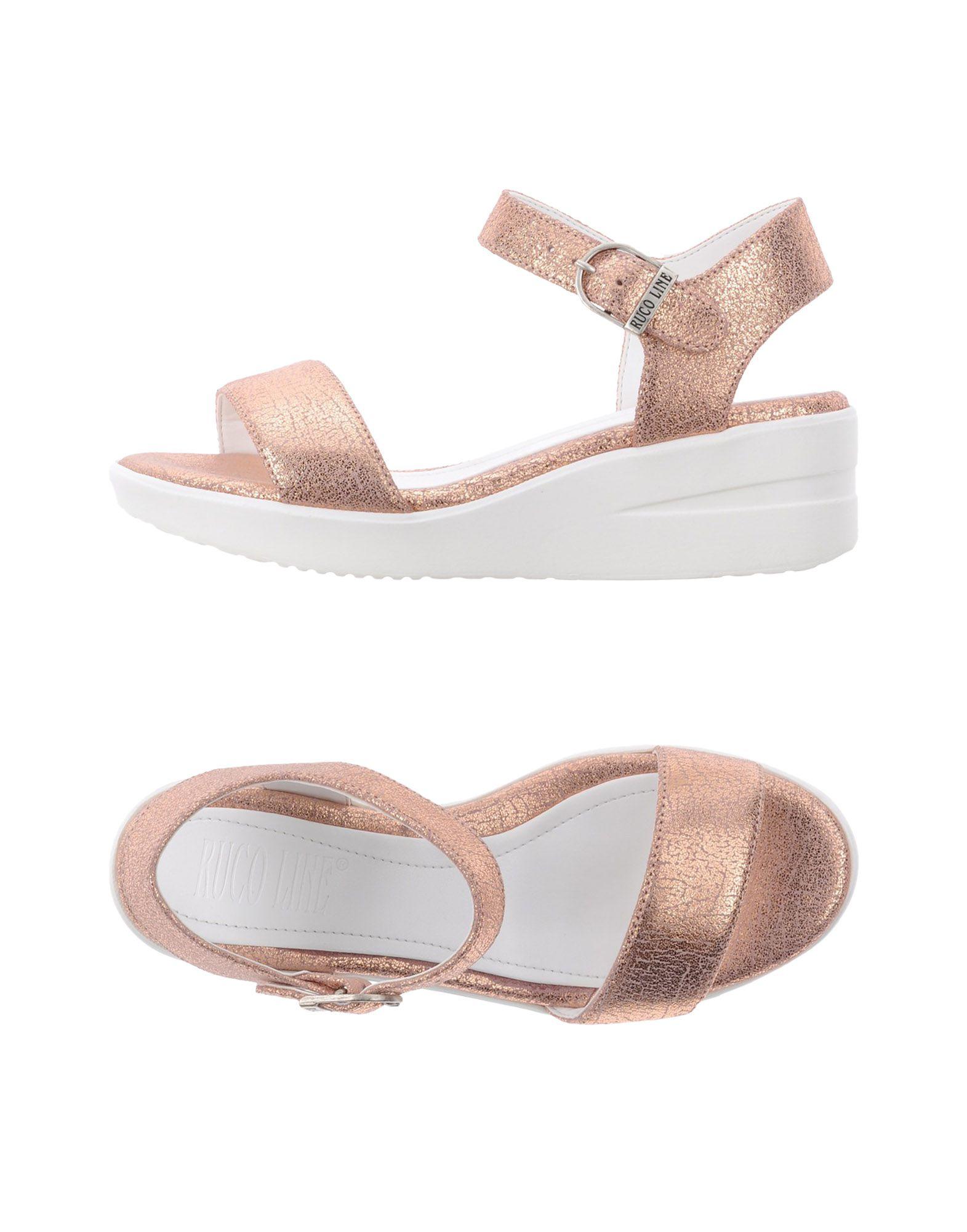 Ruco Line Sandalen Damen  Gute 11335212BU Gute  Qualität beliebte Schuhe 10f6ba