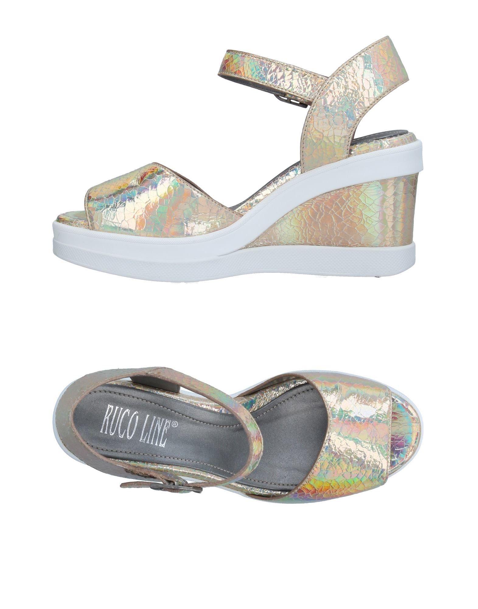 Ruco Line Sandalen Damen  11335227TC Neue Schuhe