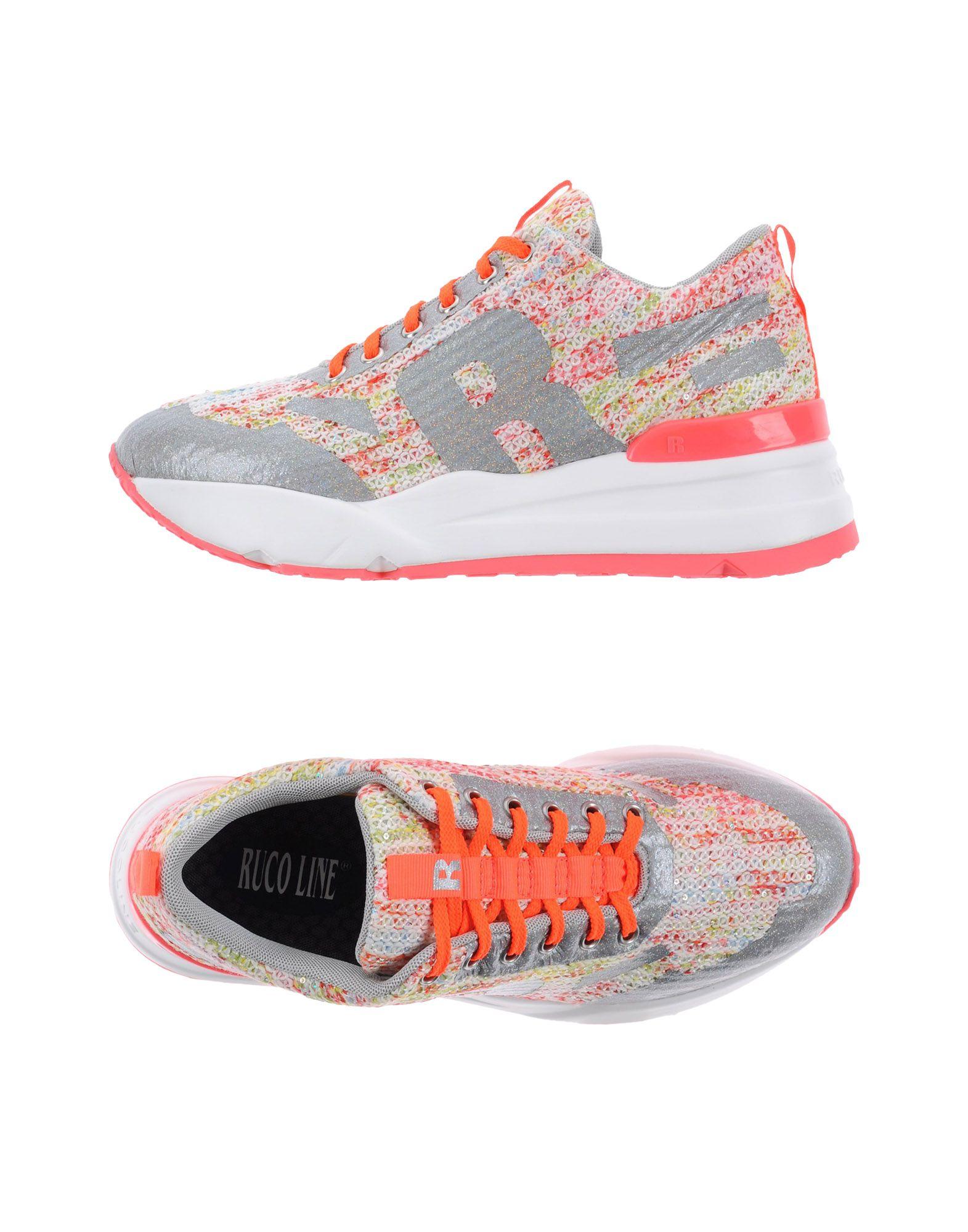 Ruco Line Damen Sneakers Damen Line Gutes Preis-Leistungs-Verhältnis, es lohnt sich b43c24