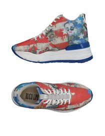 Sneakers Ruco Line Donna Collezione Primavera-Estate e Autunno ... a2f0746434f
