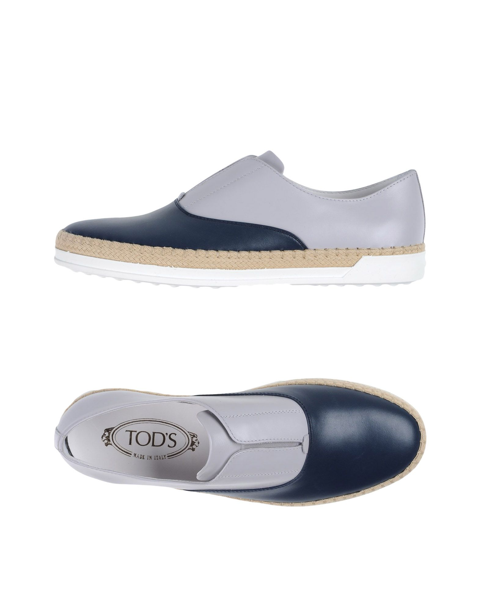 Stilvolle billige Schuhe Tod's Mokassins Damen  11335407AR