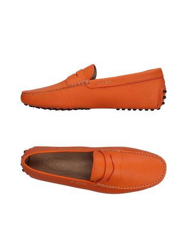 Zapatos de hombre hombre hombre y mujer de promoción por tiempo limitado Mocasín Tod's Hombre - Mocasines Tod's - 11335544WG Naranja b128a5