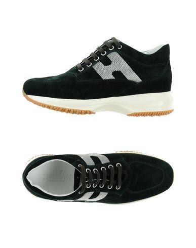 Los últimos zapatos de hombre y mujer Zapatillas Hogan Mujer - Zapatillas Hogan - 11335622HR Verde oscuro
