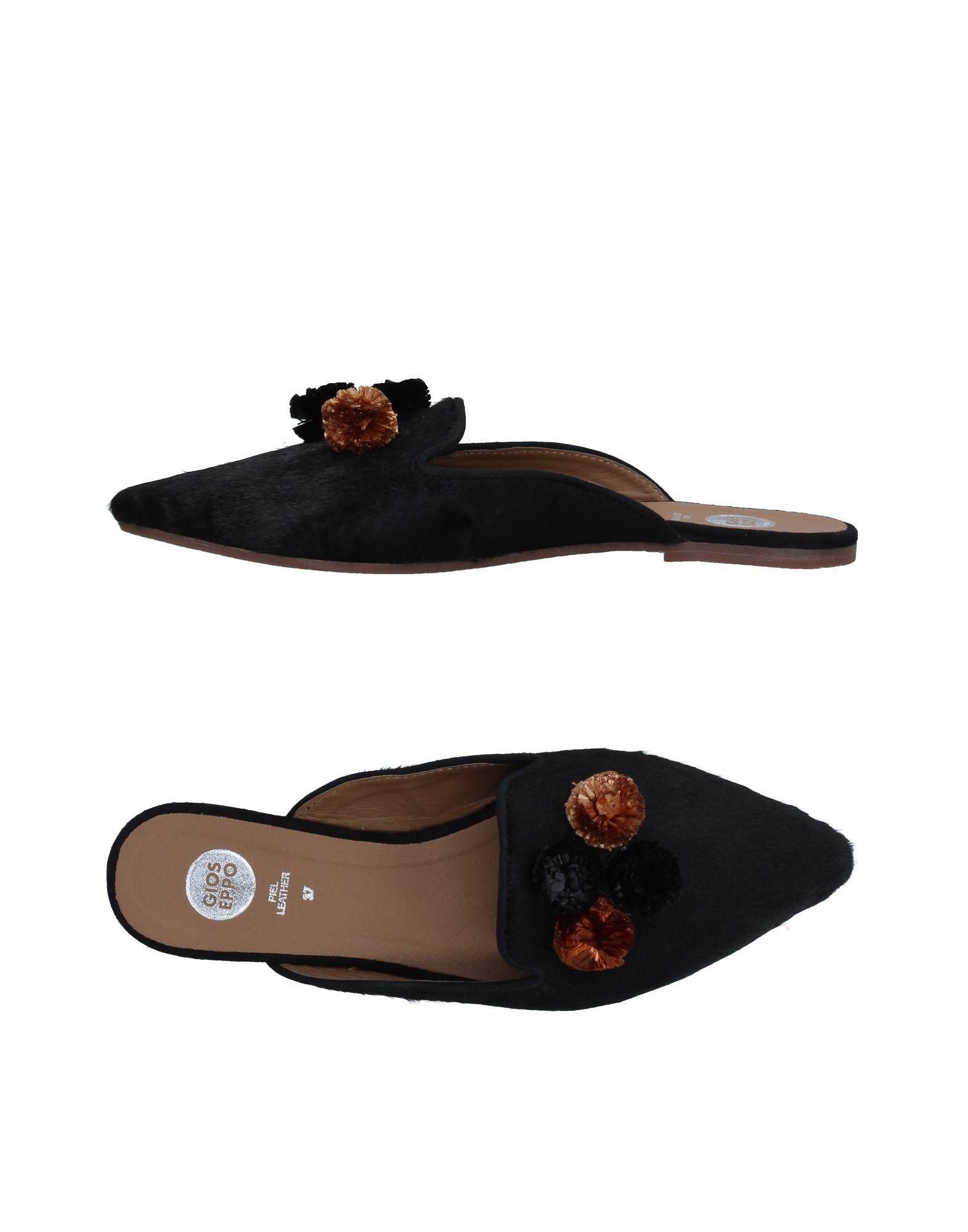 Gioseppo Pantoletten Damen  11335713OU Gute Qualität beliebte Schuhe