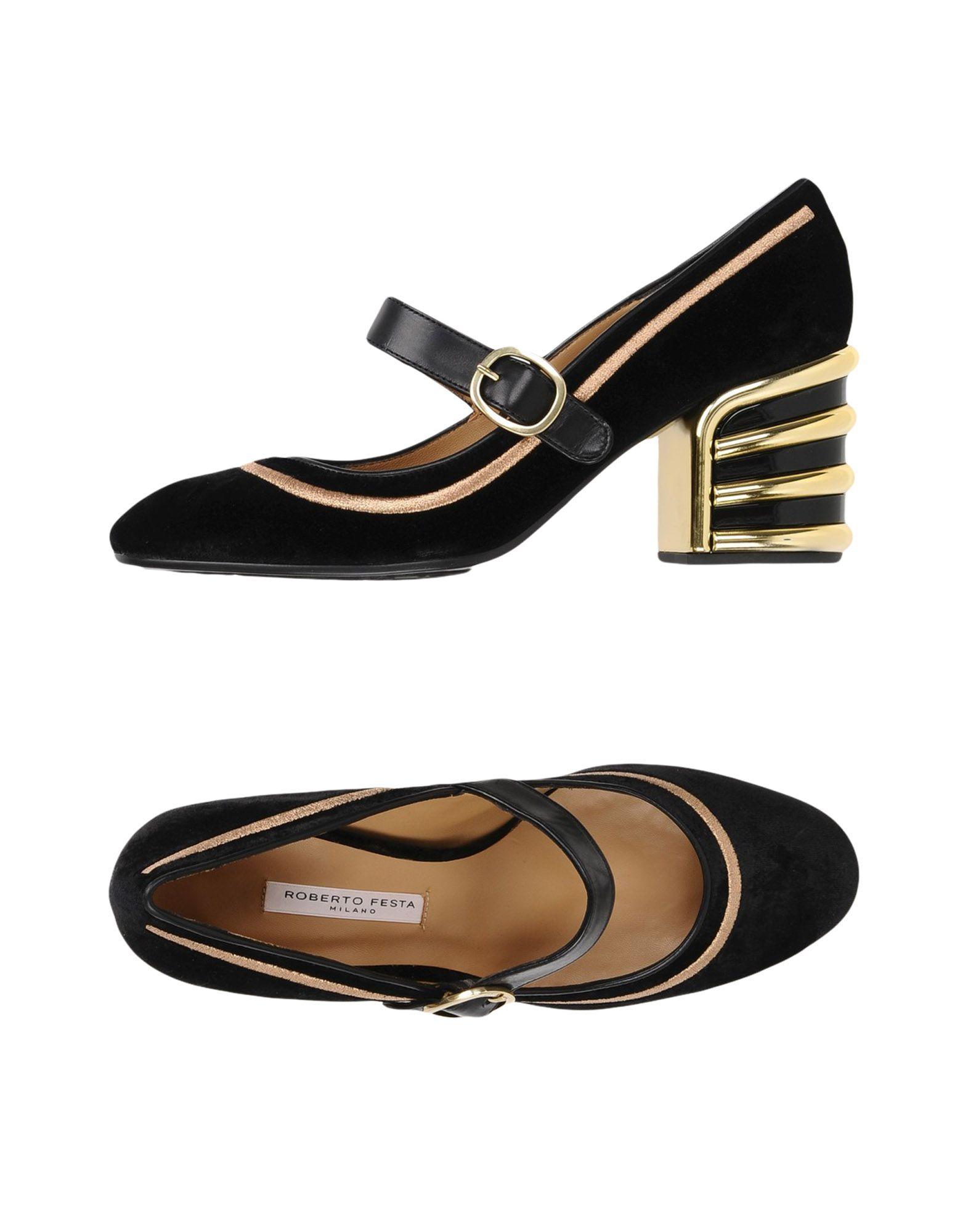 Stilvolle billige Schuhe Roberto Festa Pumps Damen  11335826EX