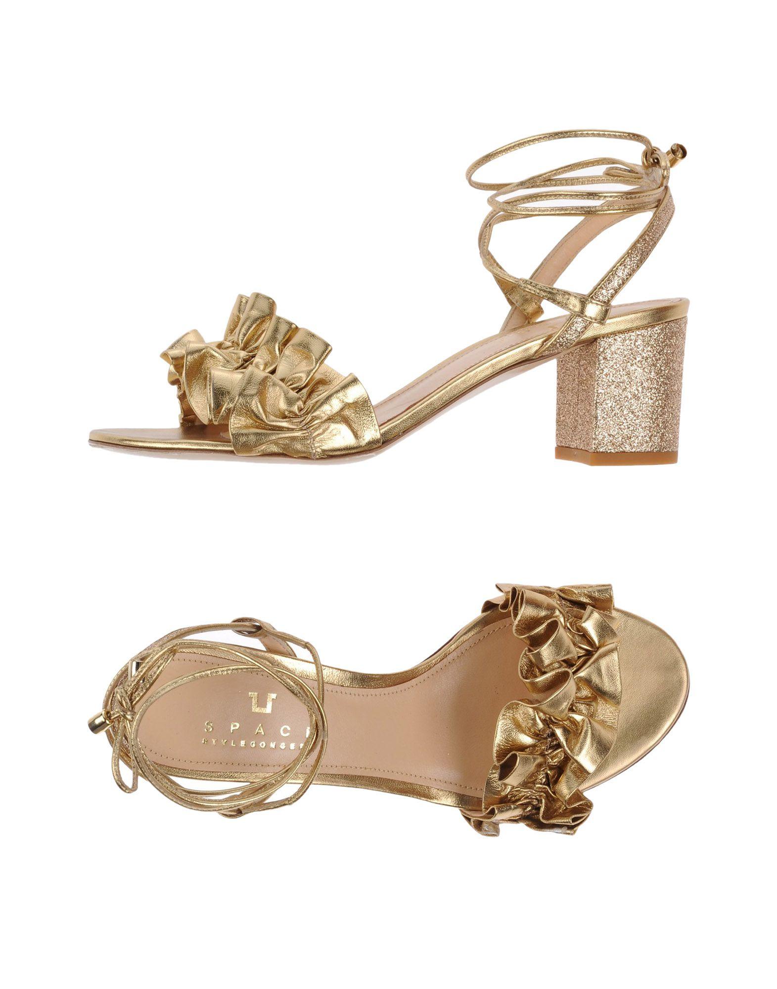 Stilvolle billige Schuhe Space Style Concept Sandalen Damen  11335865EC