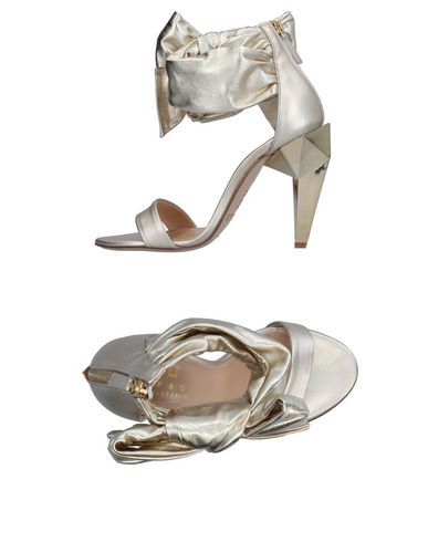 Zapatos casuales salvajes Sandalia Space Style Concept Mujer Concept - Sandalias Space Style Concept Mujer - 11335866AW Platino 9a073a