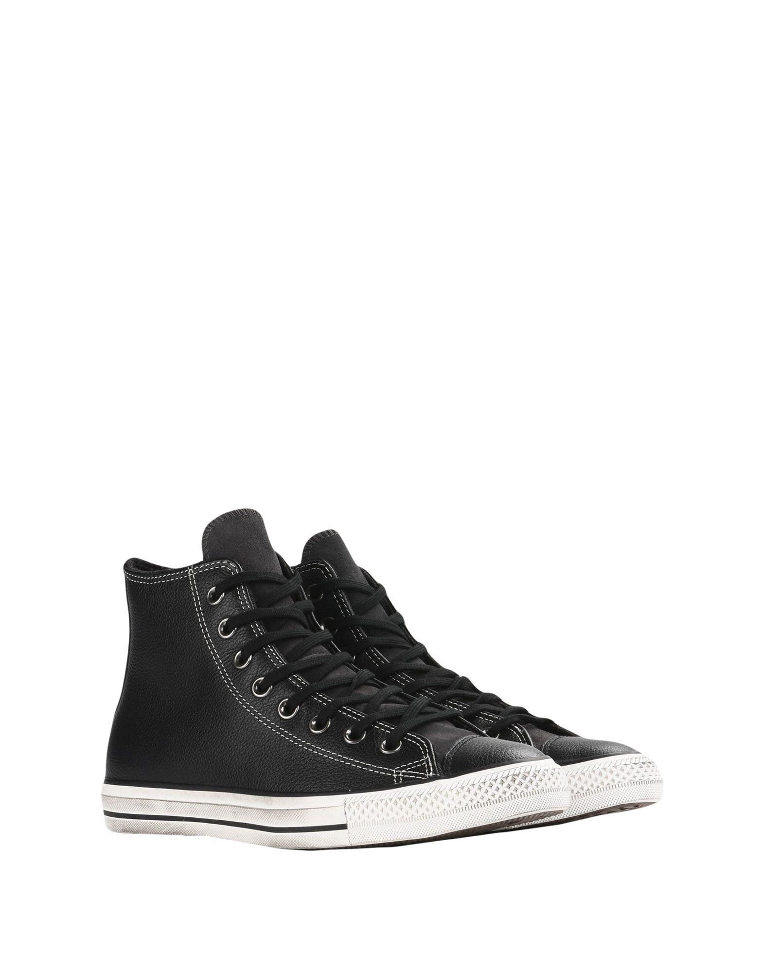 Rabatt echte Schuhe Converse Hi All Star Ct As Hi Converse Leather/Suede Distressed  11335879TG 57a1d6