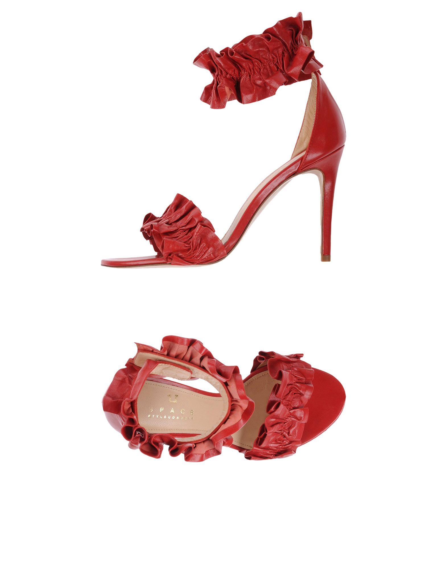 Rabatt Schuhe Damen Space Style Concept Sandalen Damen Schuhe  11335882MF 980db9