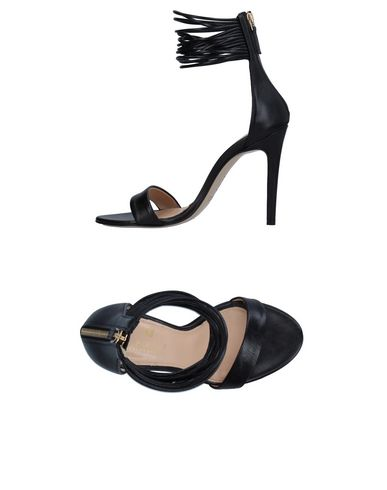 SPACE STYLE CONCEPT Sandals in Black
