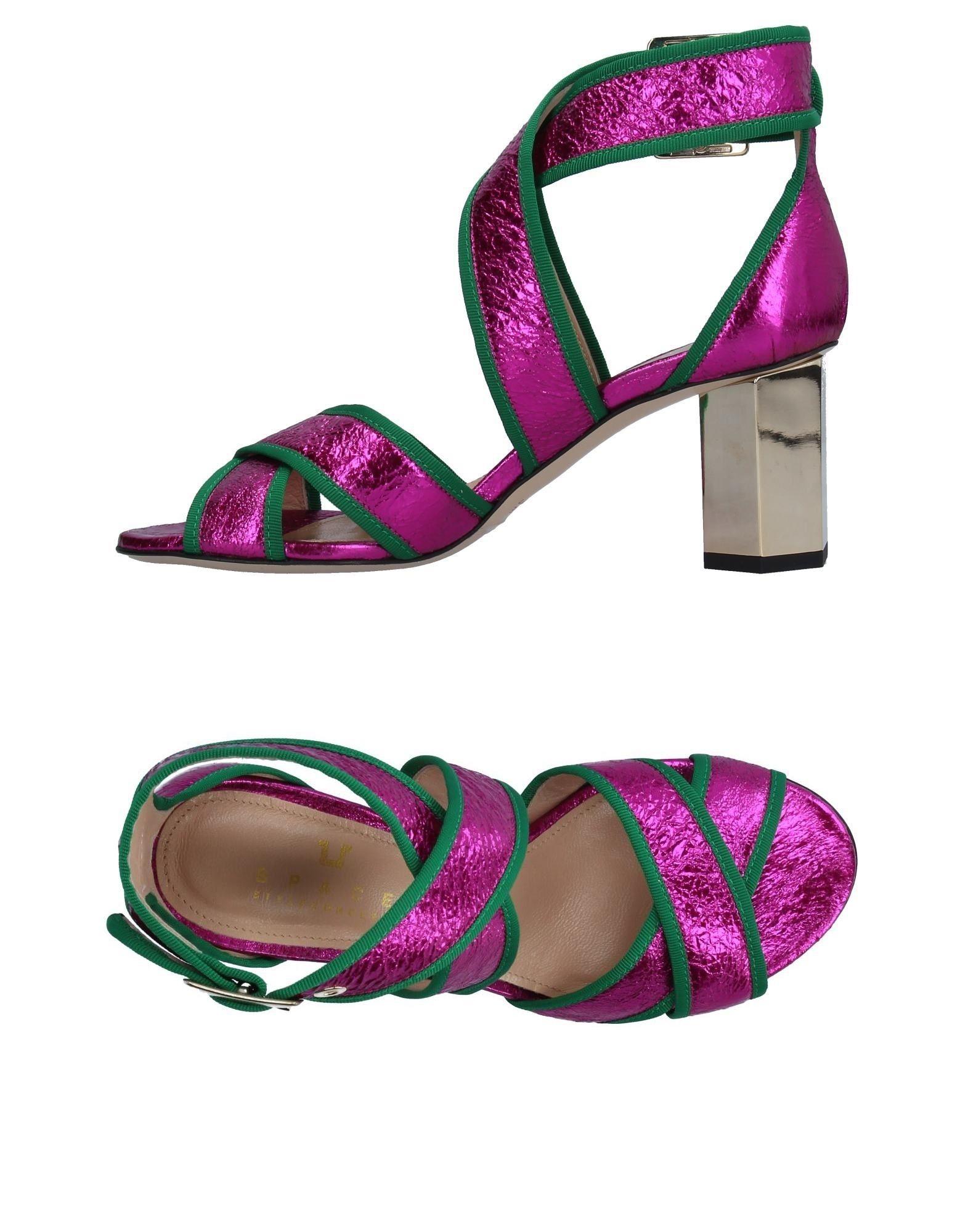 Space Style Concept Sandalen Damen  11335902KQ Neue Schuhe