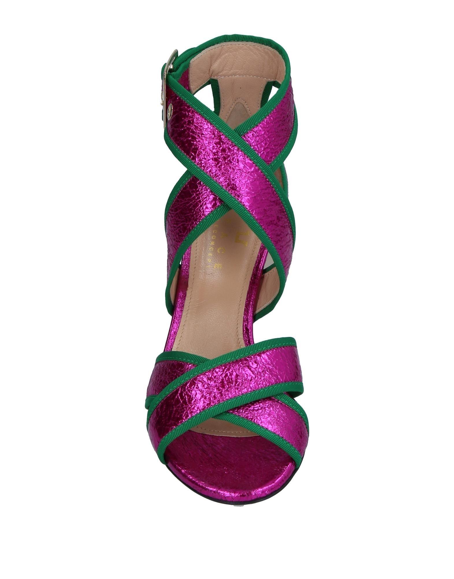 Stilvolle billige Sandalen Schuhe Space Style Concept Sandalen billige Damen  11335902KQ 3e33bd