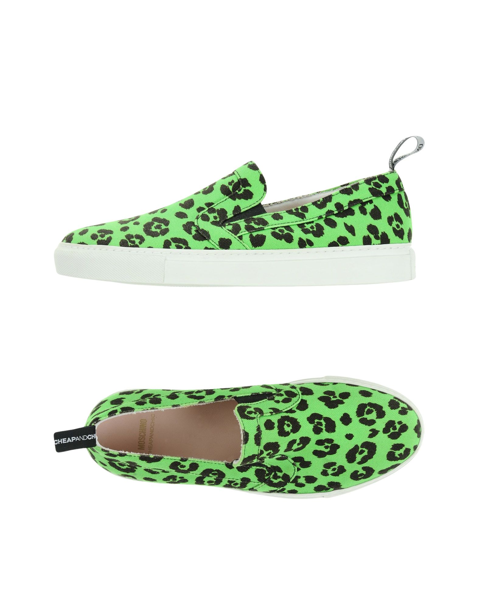 Sneakers Moschino Cheap And Chic Femme - Sneakers Moschino Cheap And Chic sur