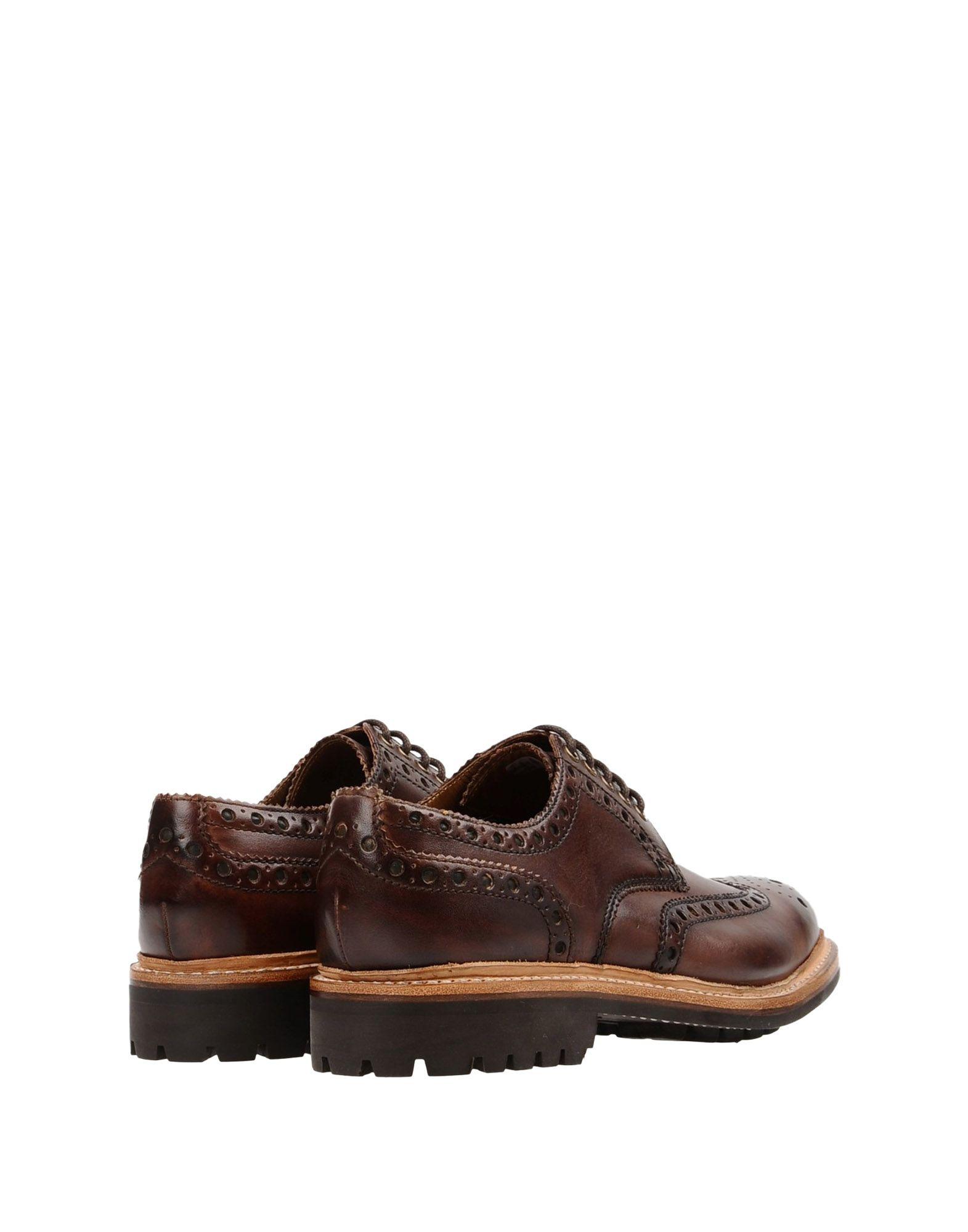 Haltbare Mode billige Schuhe Grenson Heiße Schnürschuhe Herren  11335958NH Heiße Grenson Schuhe 18fe86