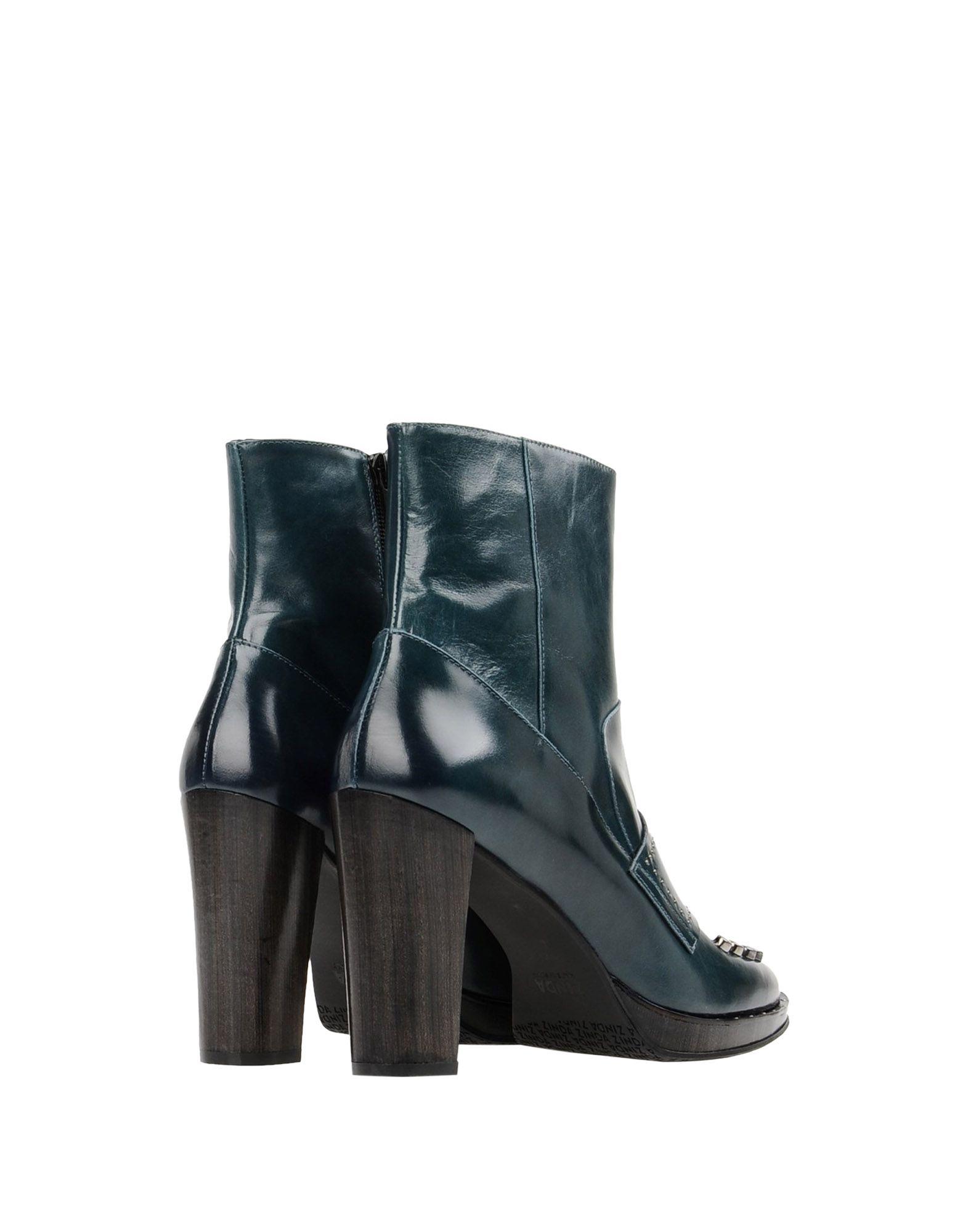 Stilvolle Damen billige Schuhe Zinda Stiefelette Damen Stilvolle  11335963VI e301f2