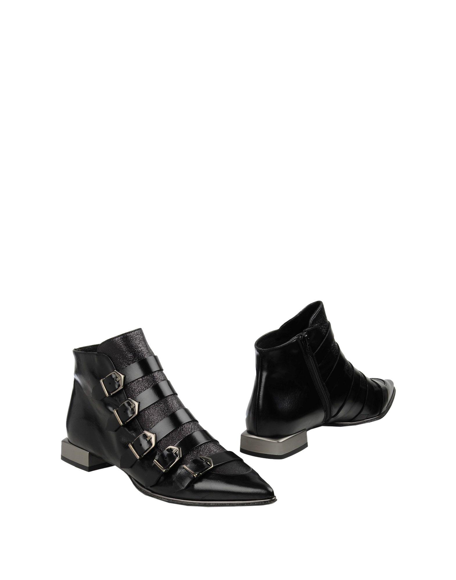 Zinda Stiefelette Damen  11335968UIGut aussehende strapazierfähige Schuhe