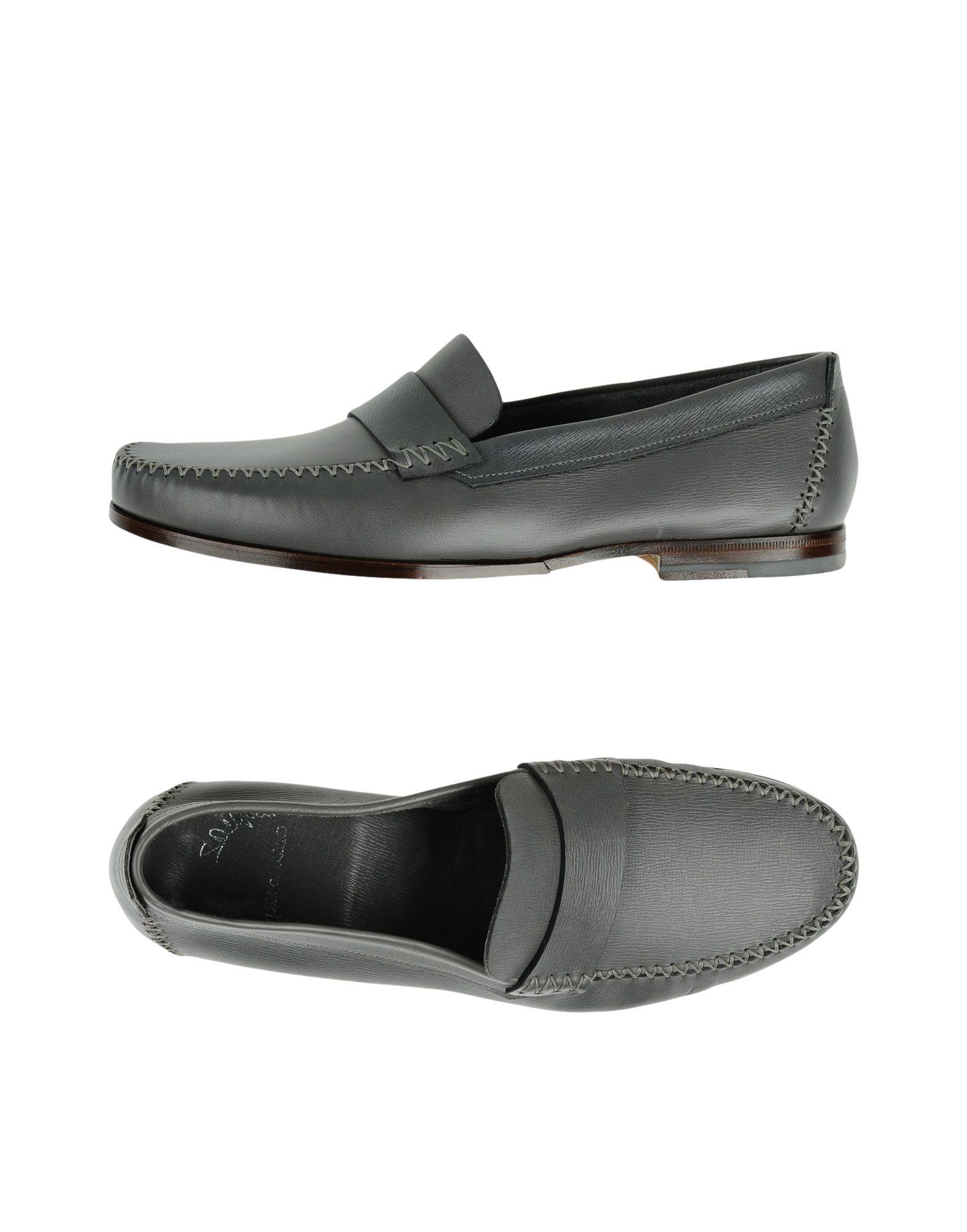 Günstige und modische Schuhe Santoni Mokassins Herren  11335987OE