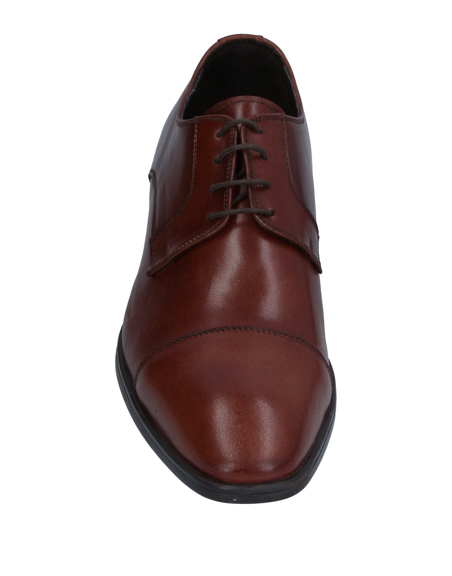 Rabatt echte Schuhe L&G Schnürschuhe Herren  11336000SE