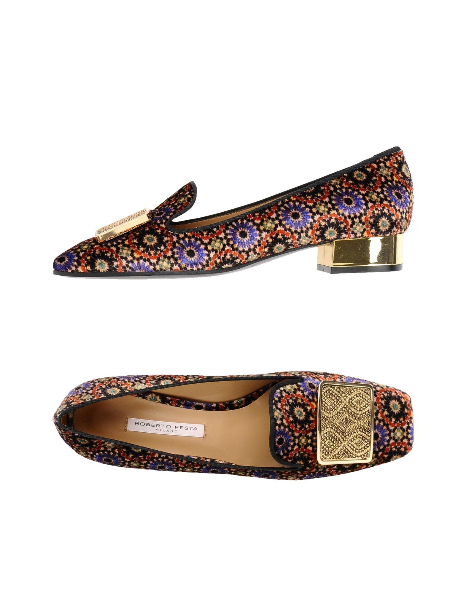Roberto Festa Loafers - - - Women Roberto Festa Loafers online on  United Kingdom - 11336012FJ 672b2c
