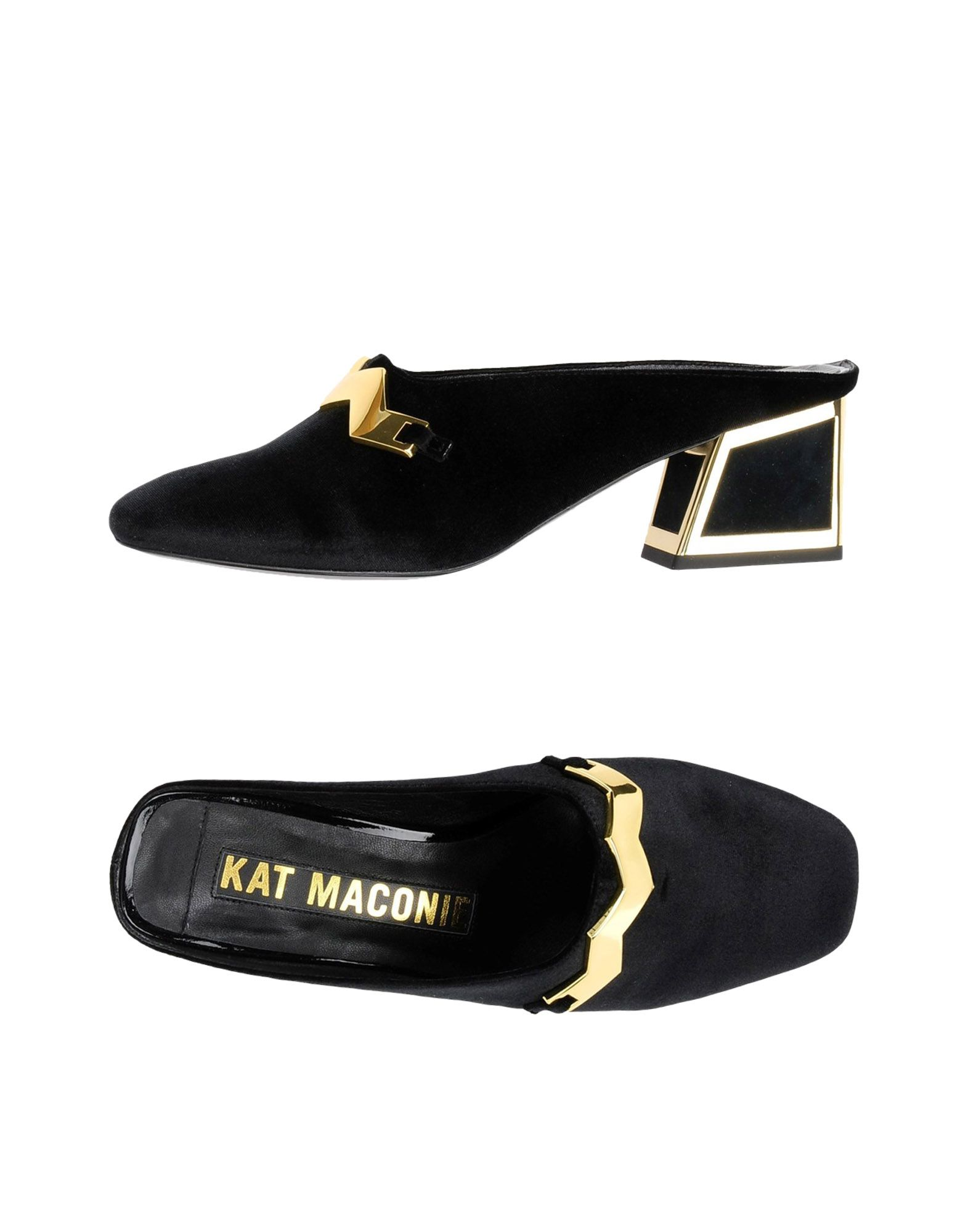 Kat Maconie Beliebte Pantoletten Damen  11336013DS Beliebte Maconie Schuhe 20b27a