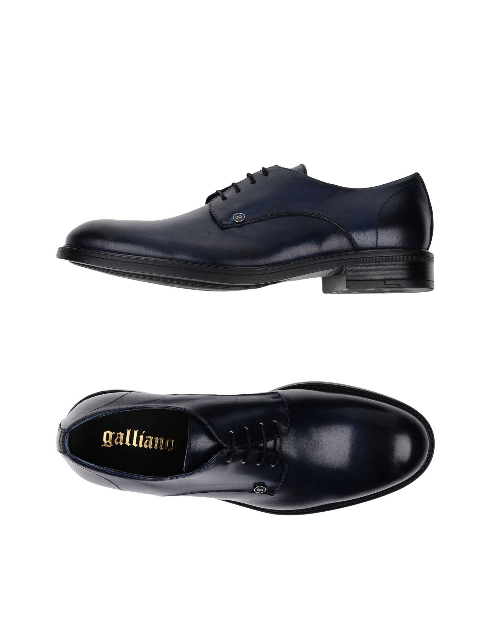 Stringate Galliano Uomo - 11336063HO elegante
