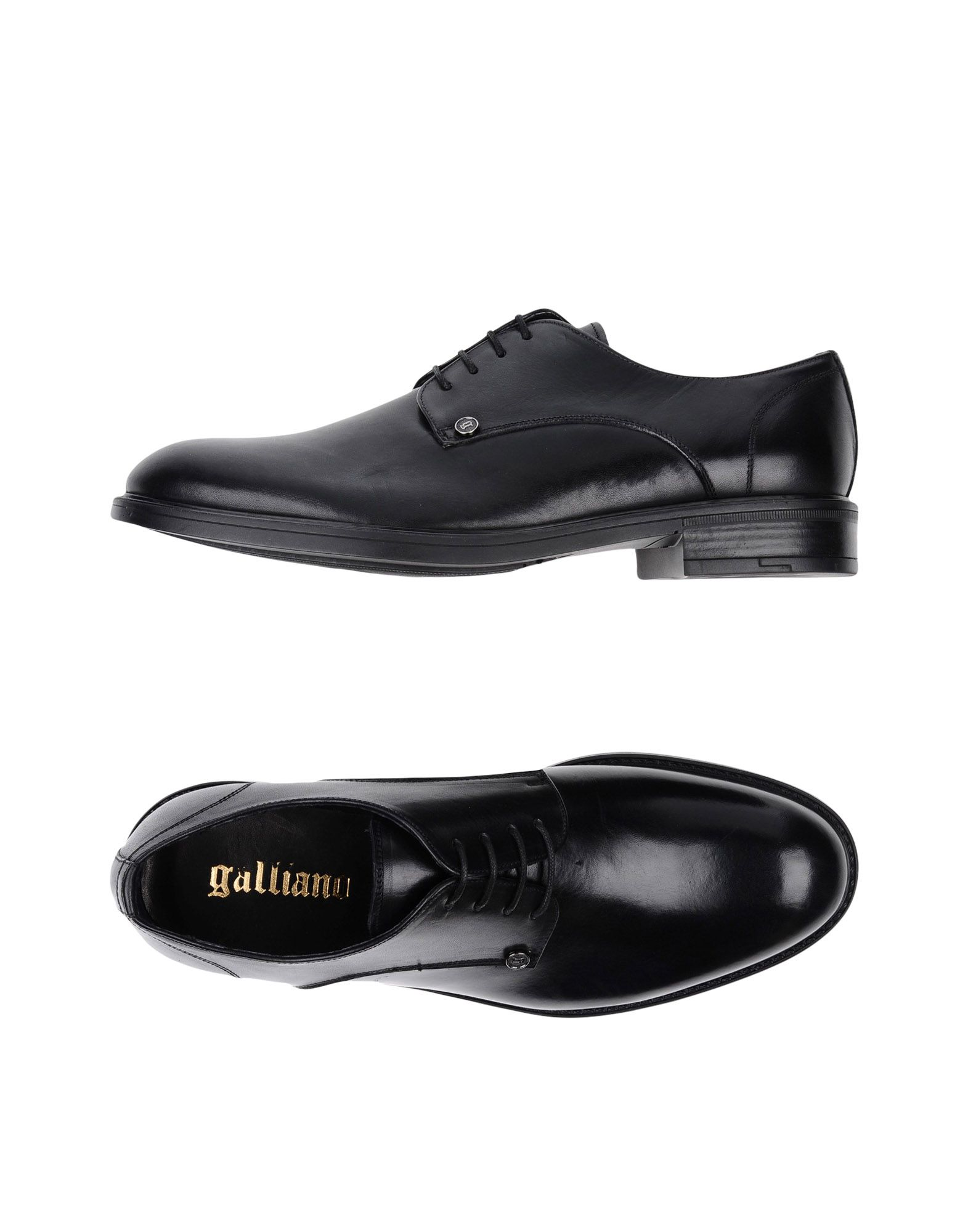 Chaussures À Lacets Galliano Homme - Chaussures À Lacets Galliano sur