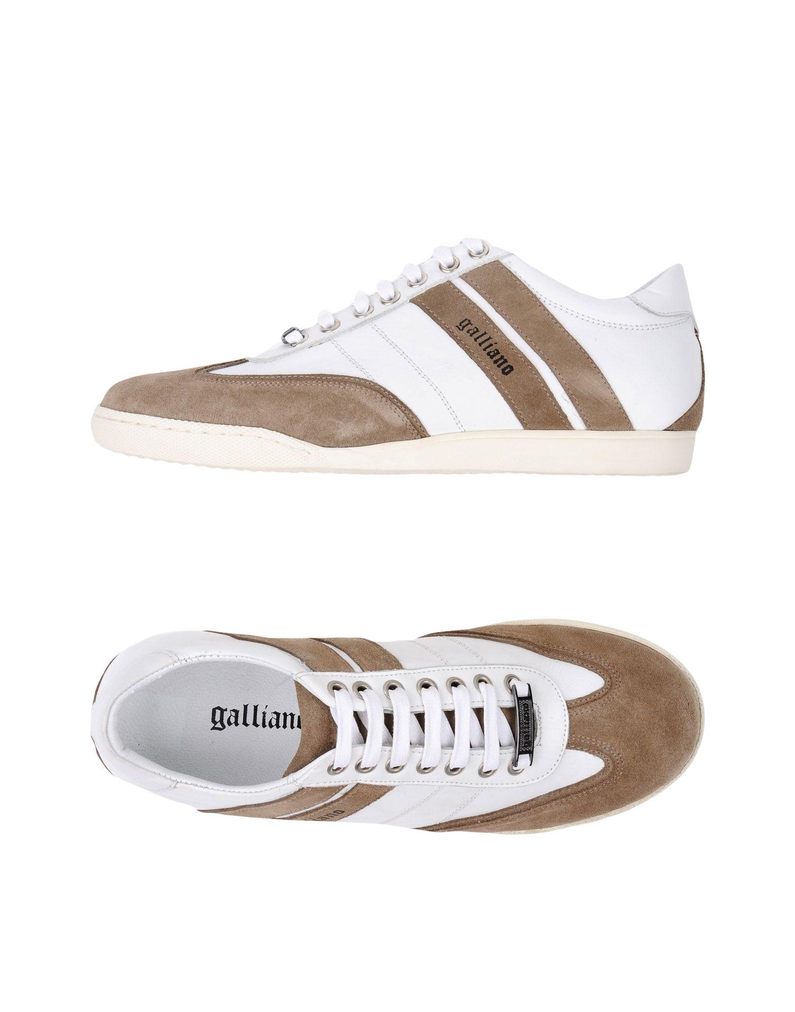 su Sneakers online Uomo Acquista Galliano 44FZqvwI