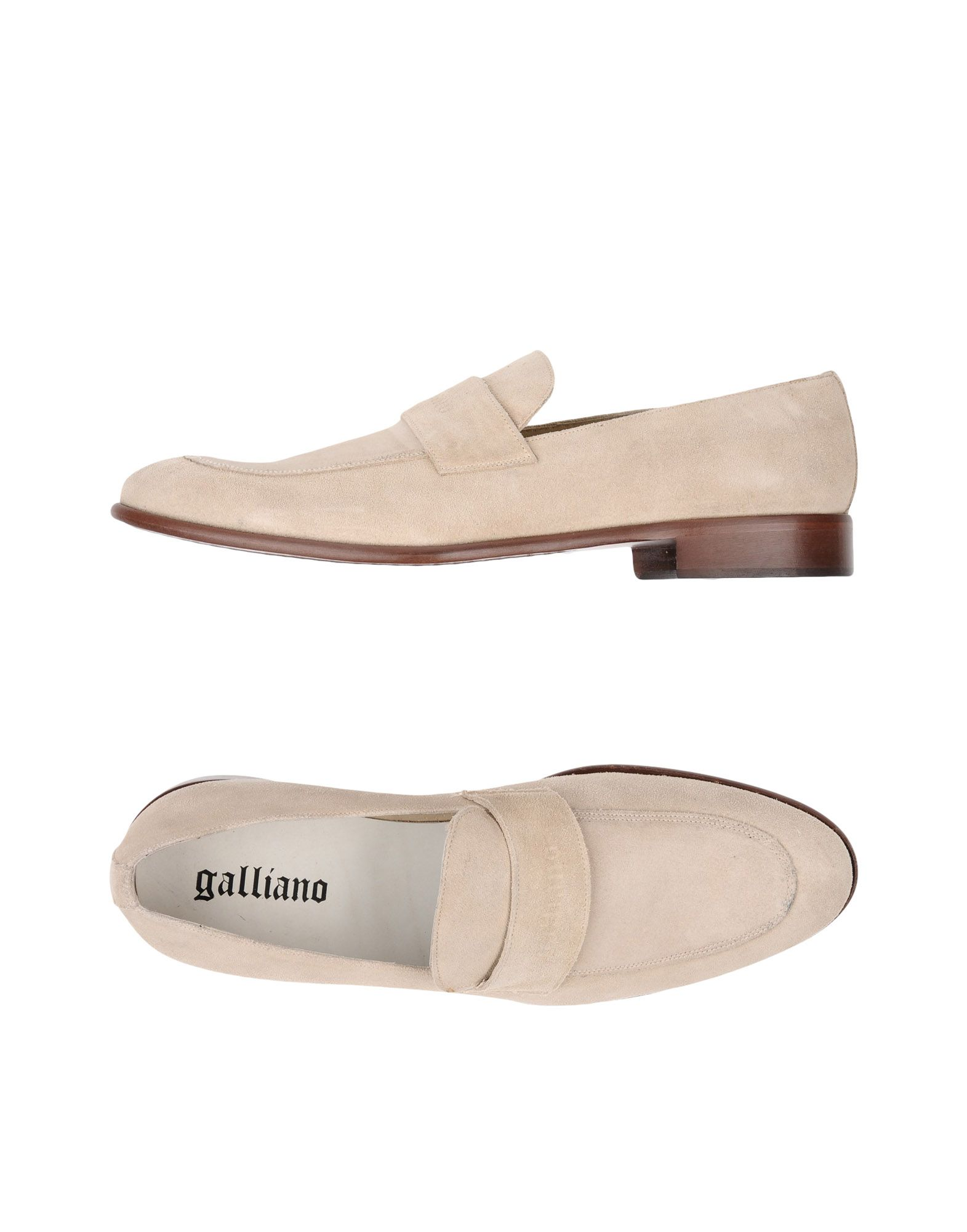 Moda Mocassino Galliano Uomo - 11336085PT