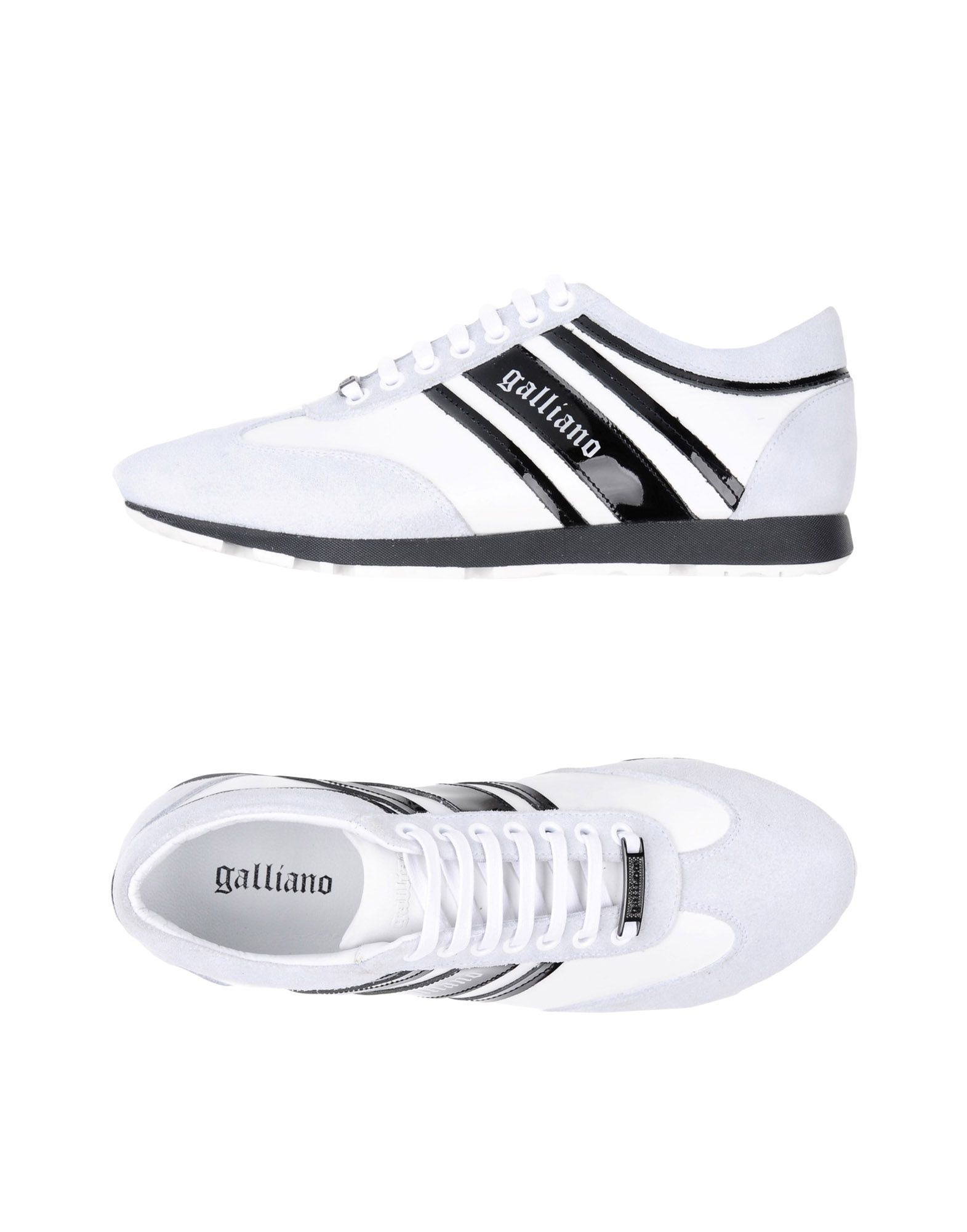 Galliano Herren Sneakers Herren Galliano  11336091CW Heiße Schuhe a0873f